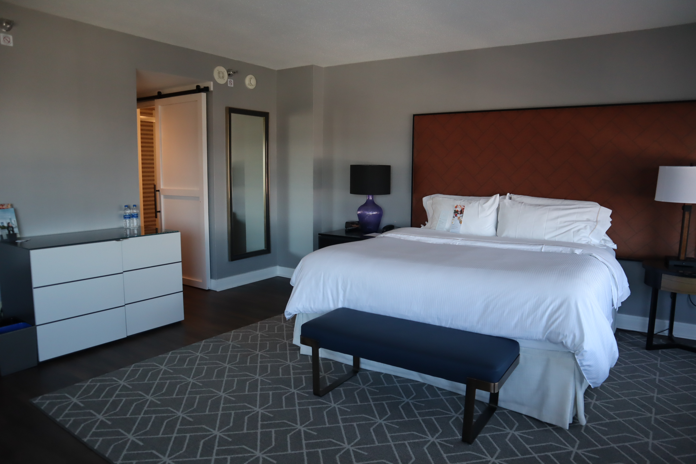 Studio Suite, Westin Copley Place Boston