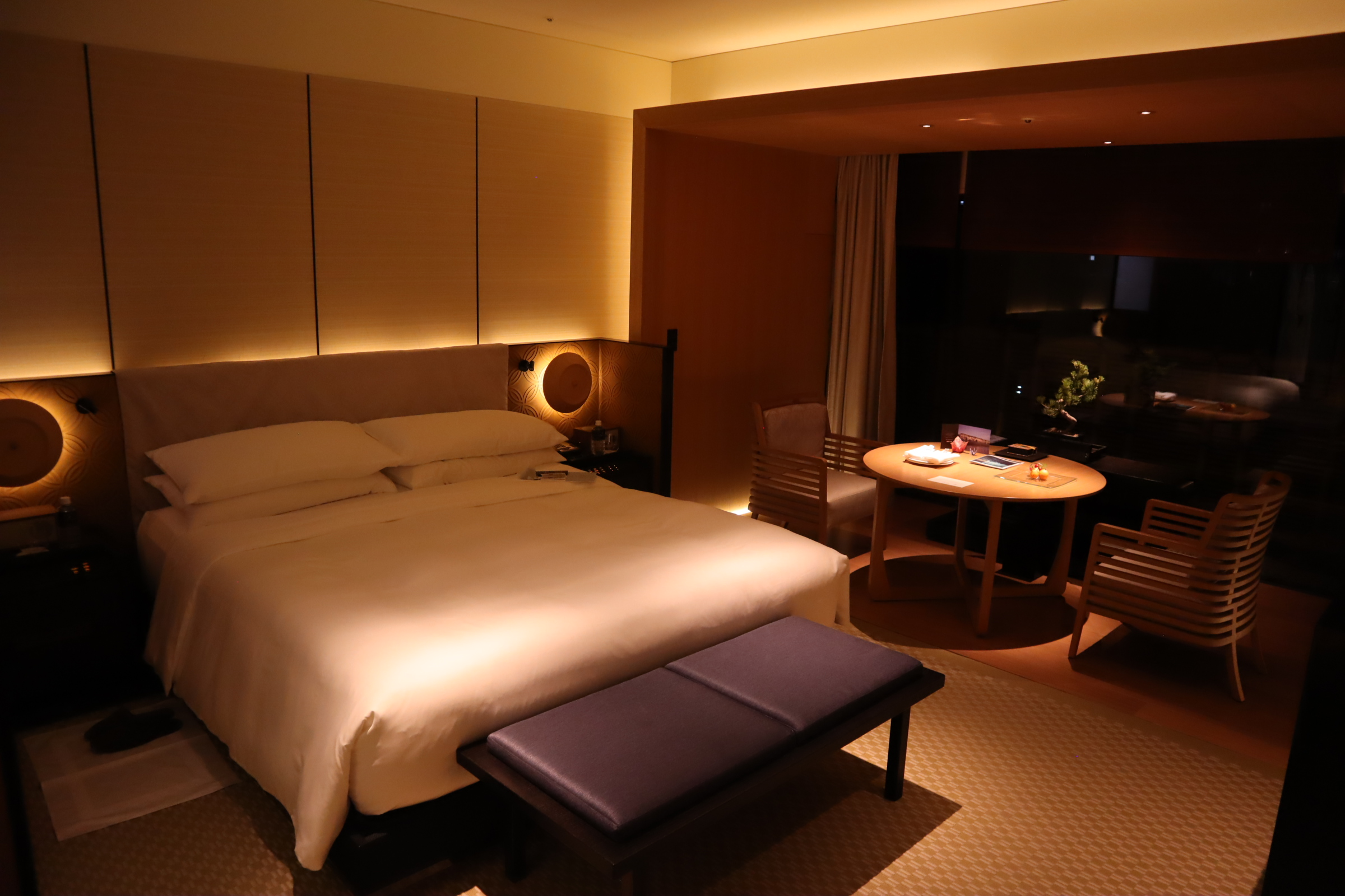Deluxe Kyoto Room, The Ritz-Carlton, Kyoto