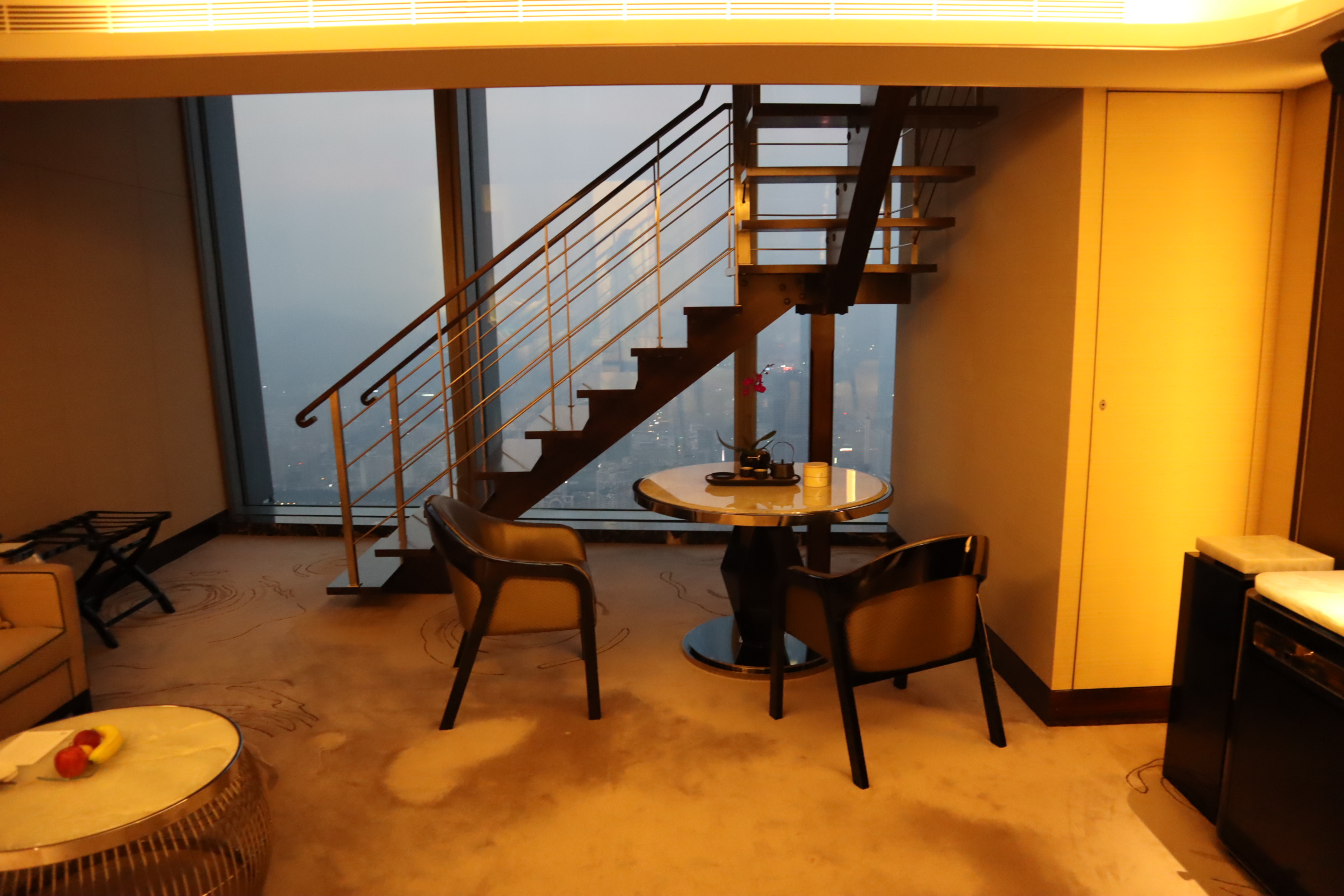 Allure Suite, St. Regis Shenzhen