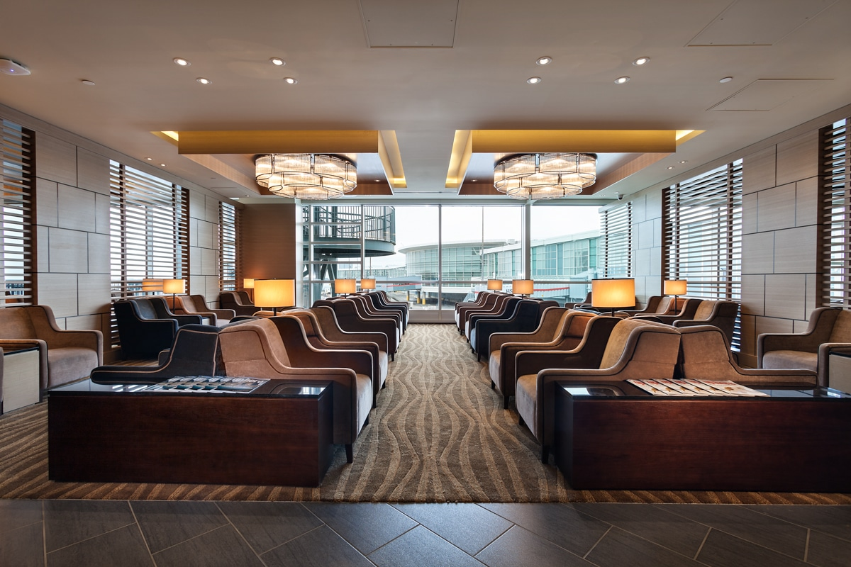 Plaza Premium Lounge Vancouver (International)