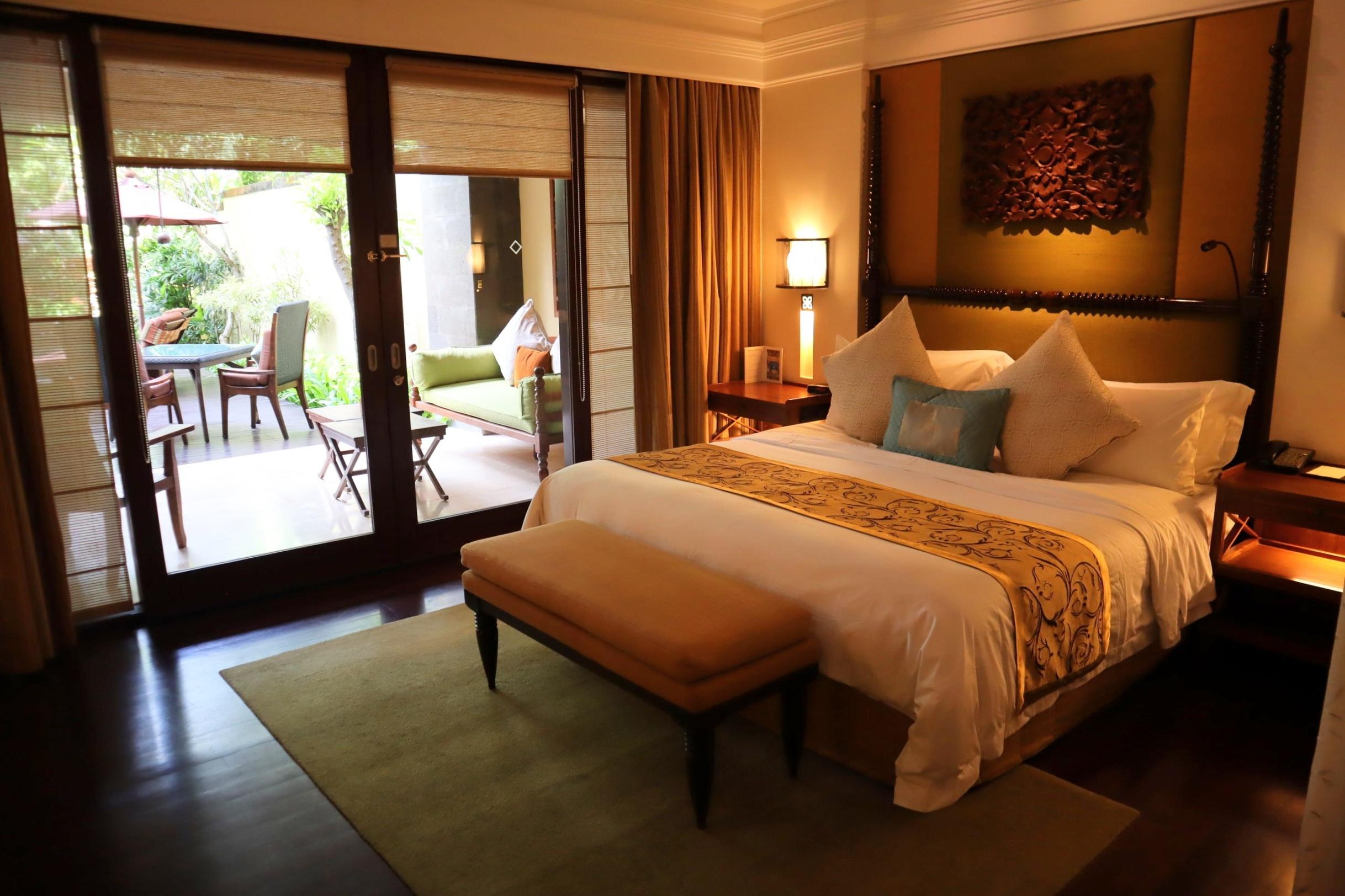 Review 85,000 Marriott Bonvoy points per night at the  St. Regis Bali