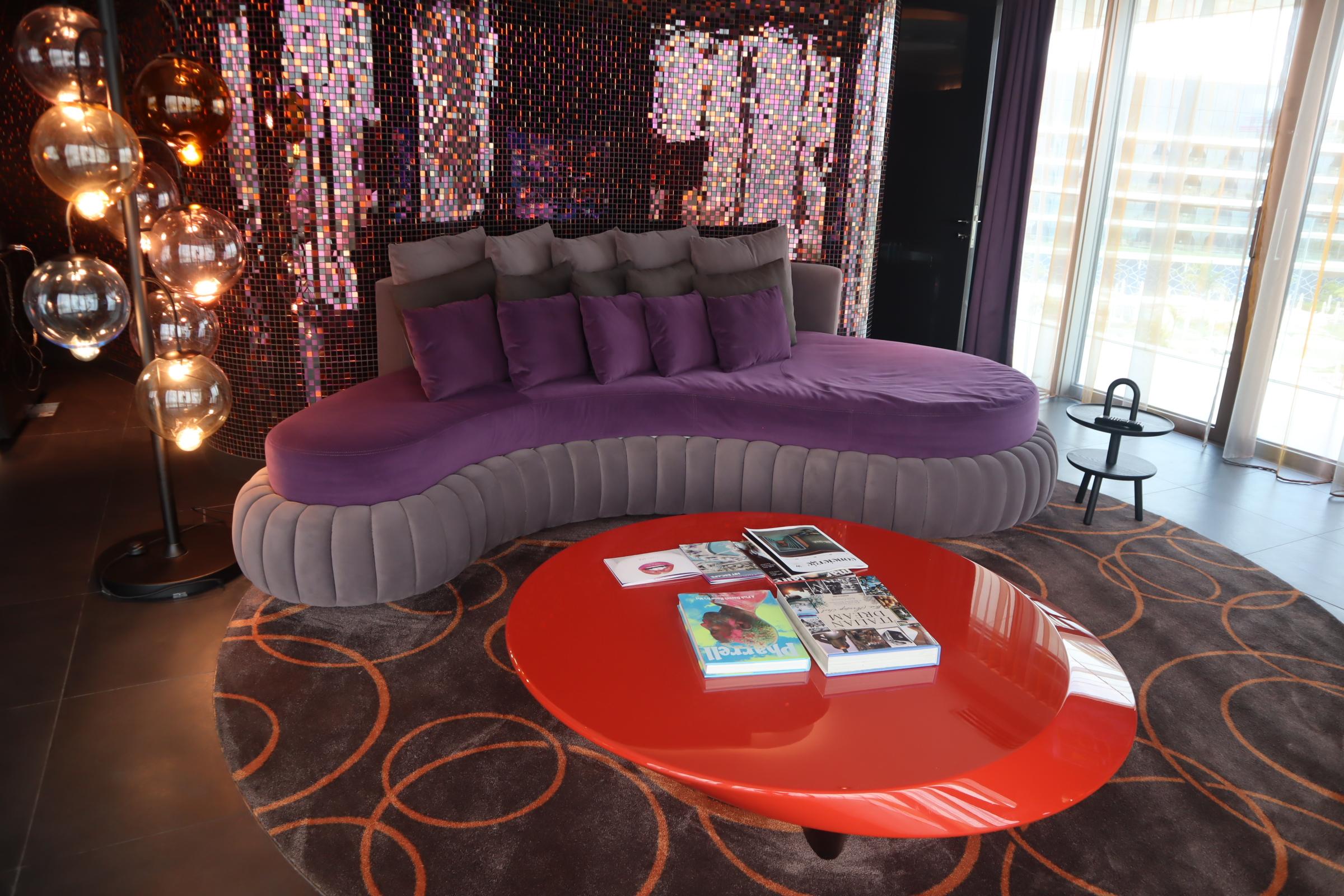Marvelous Suite, W Dubai The Palm