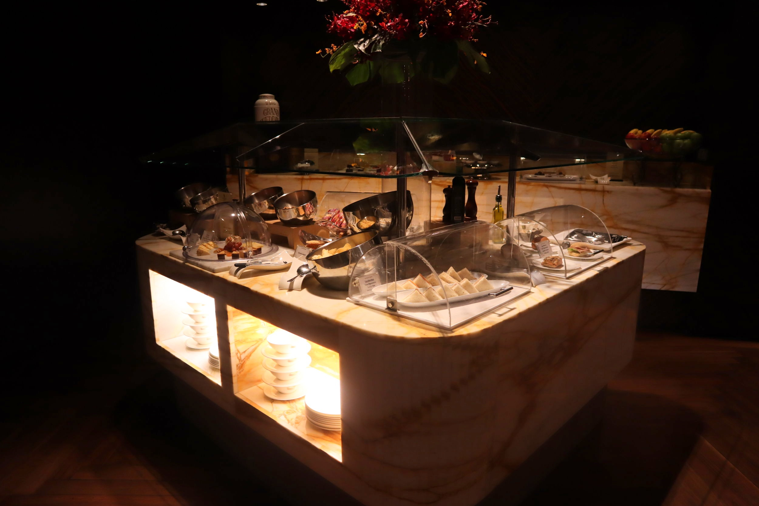 The Private Room by Singapore Airlines – Buffet