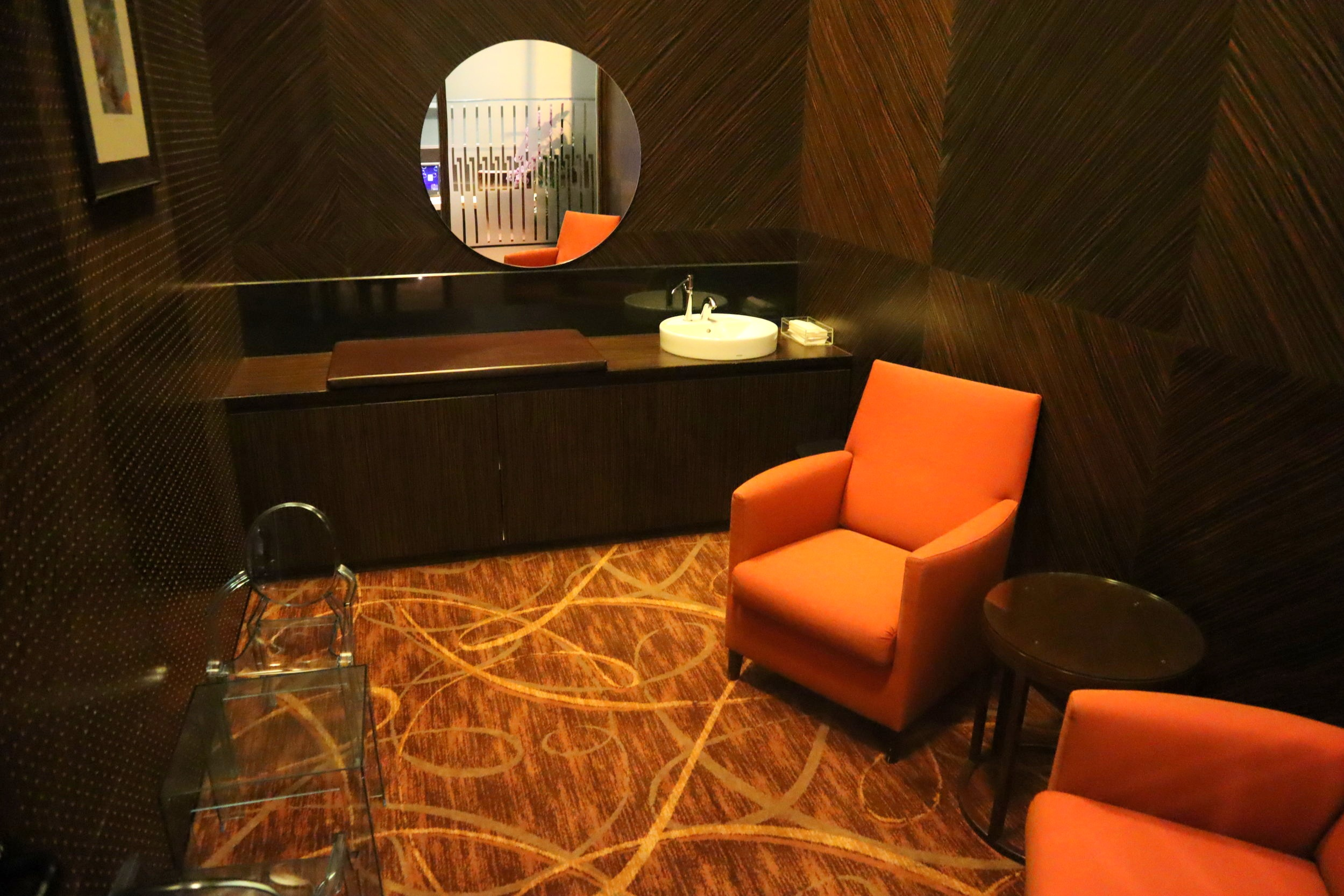 The Private Room by Singapore Airlines – Family room