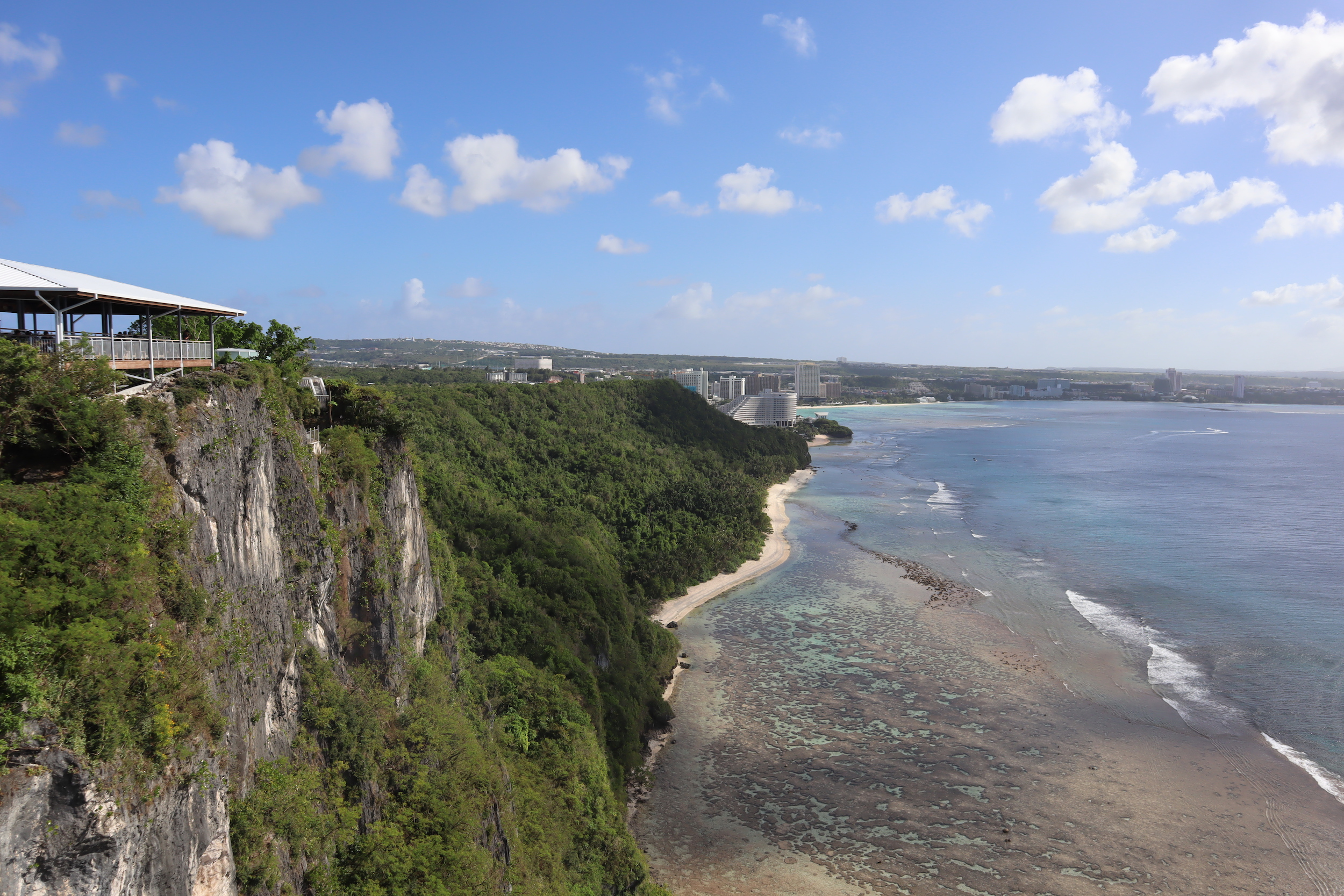 Views from Two Lovers Point