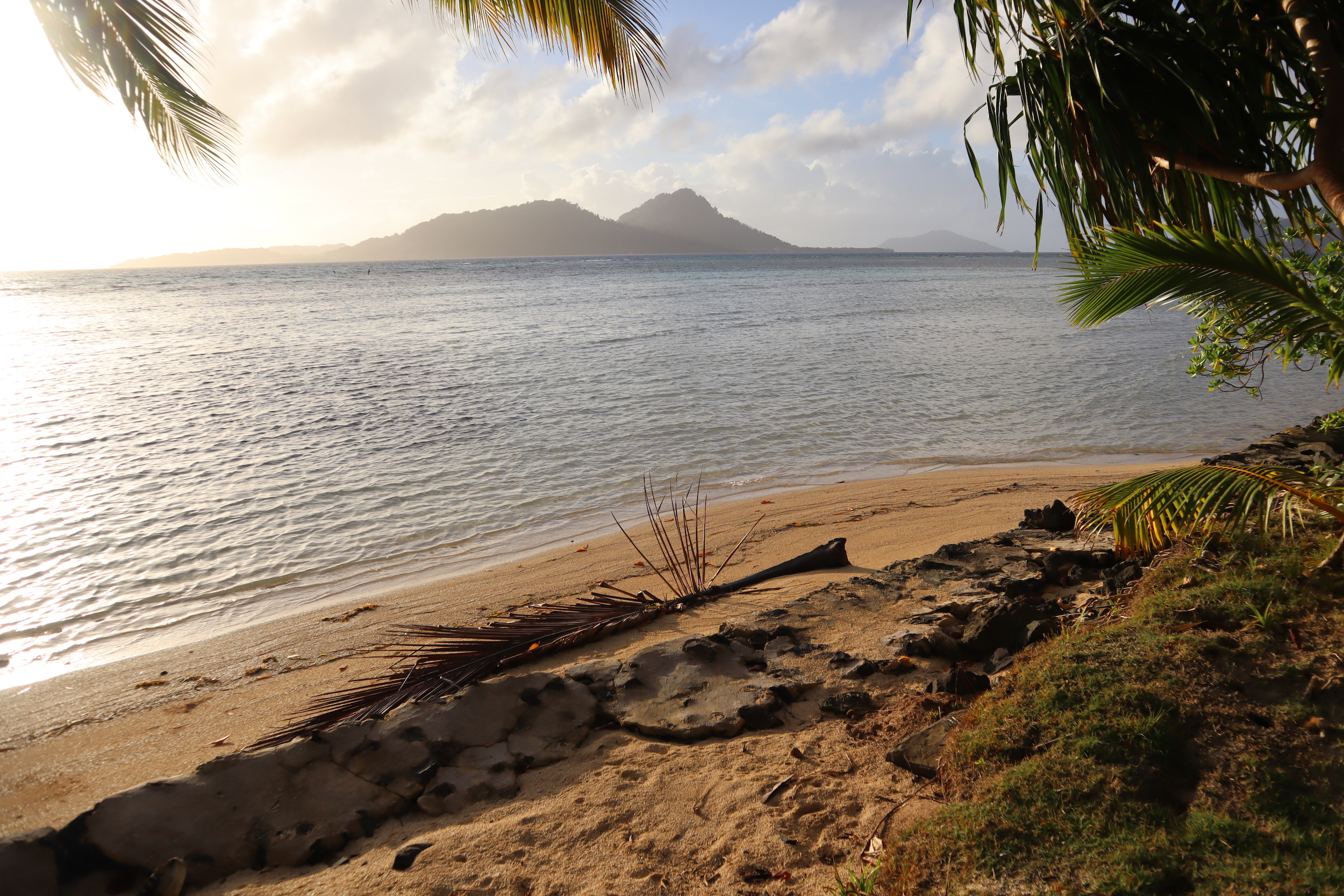 Blue Lagoon Dive Resort – Sand banks