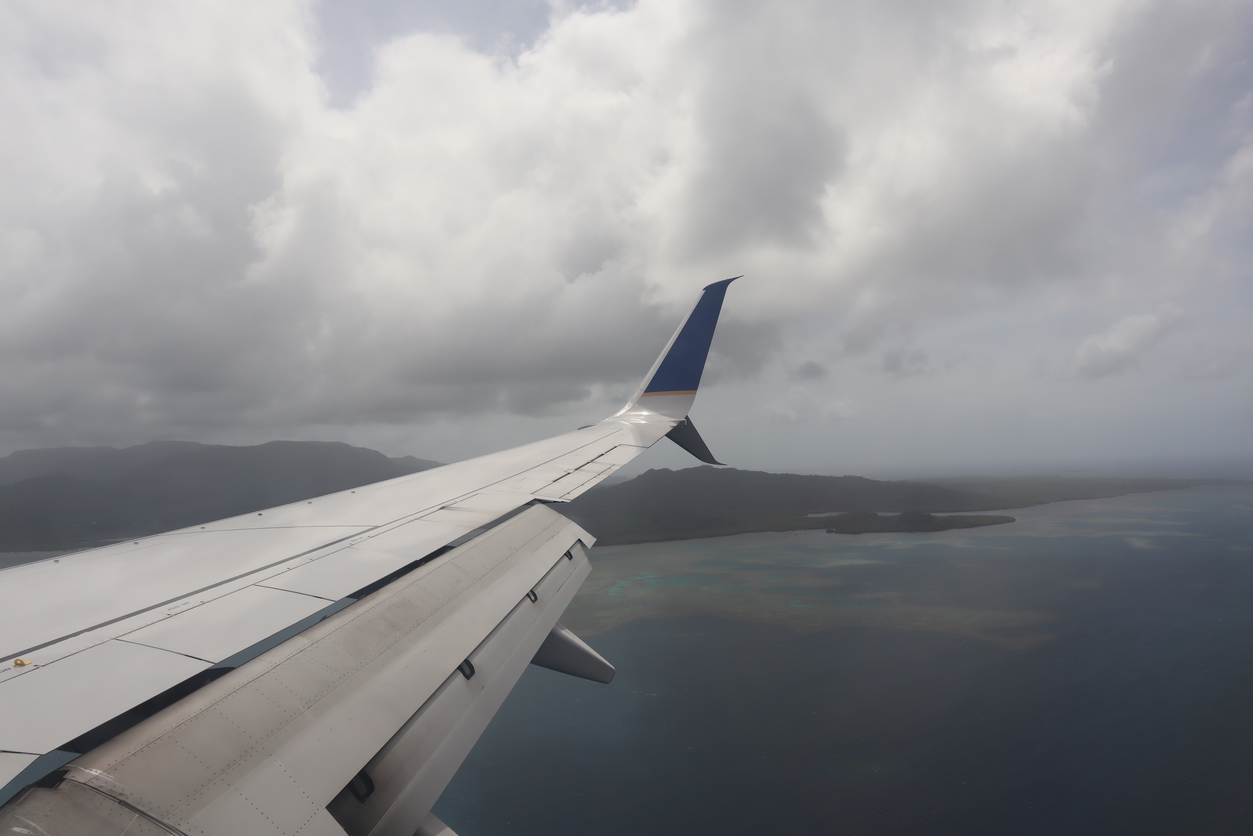 Views on approach to Pohnpei