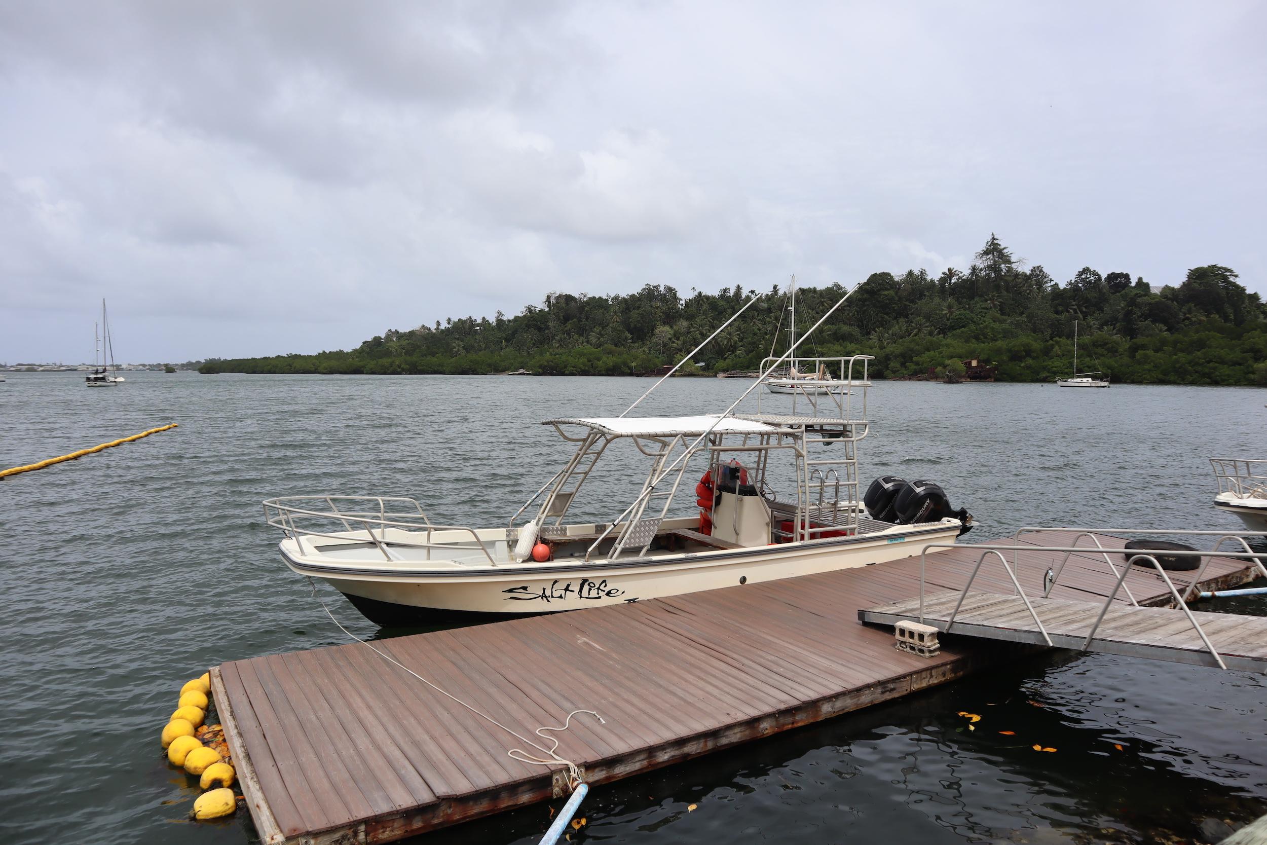 Mangrove Bay, Pohnpei