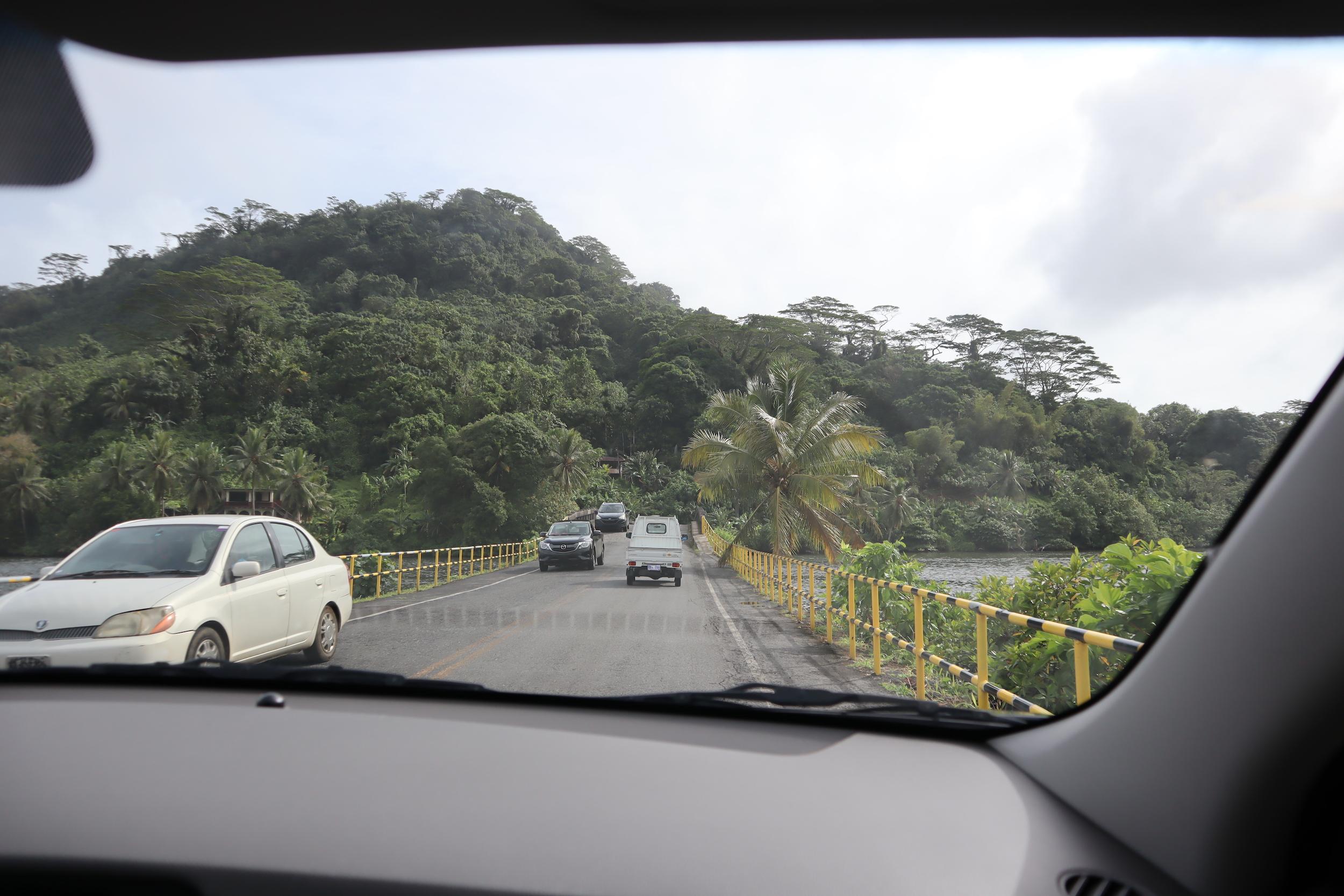 Road to Nan Madol