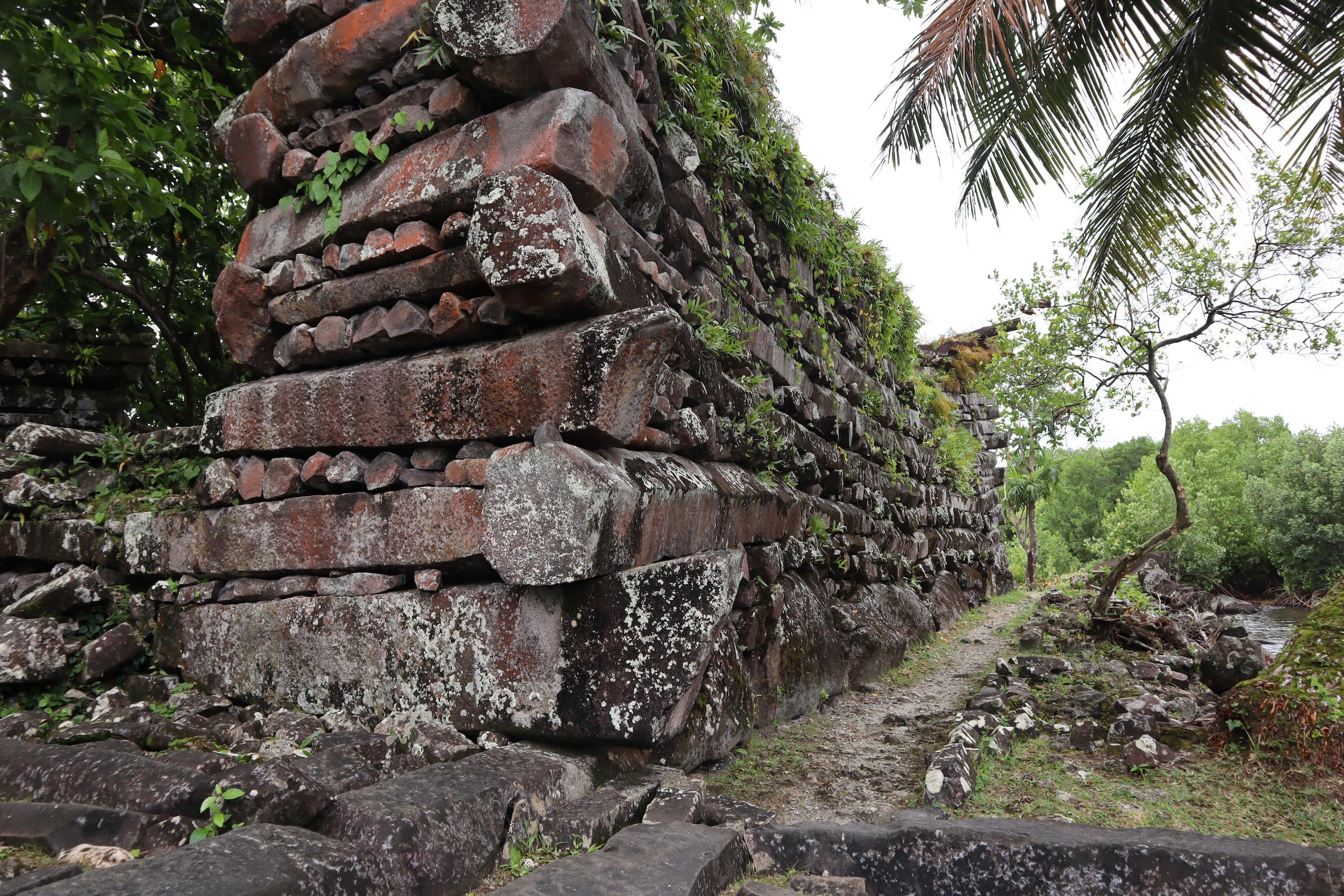 Nan Madol – Stonework