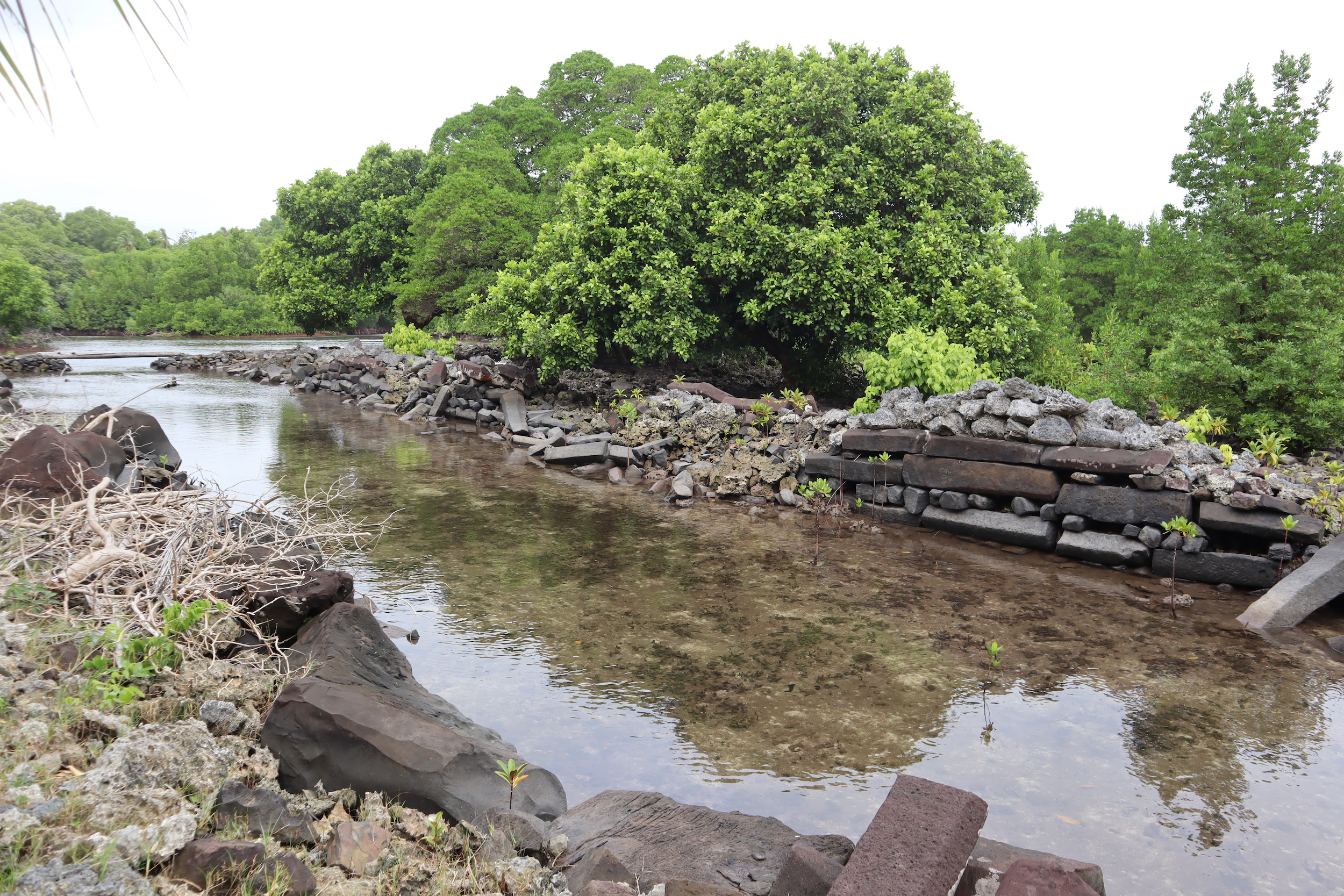 Nan Madol – Ancient city on the water