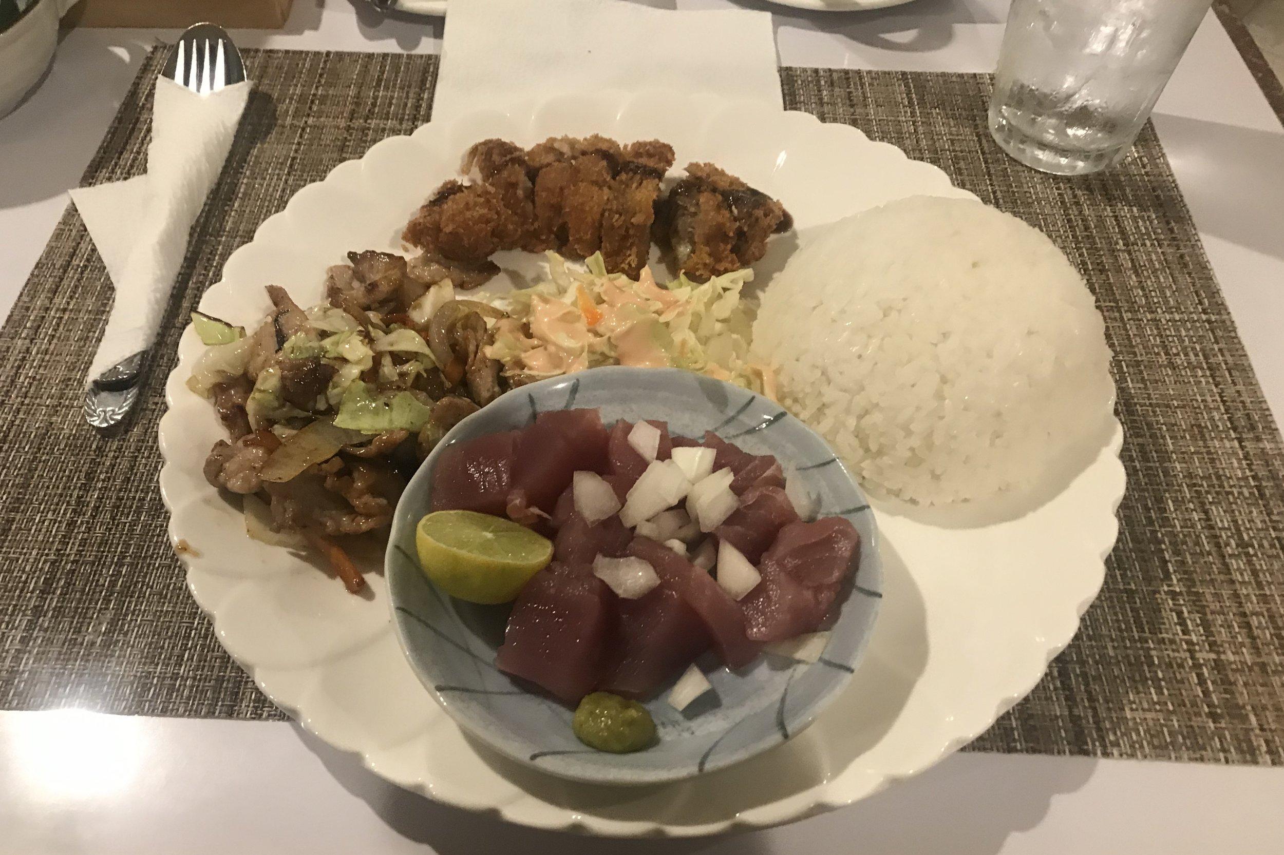Yvonne's Hotel – Dinner