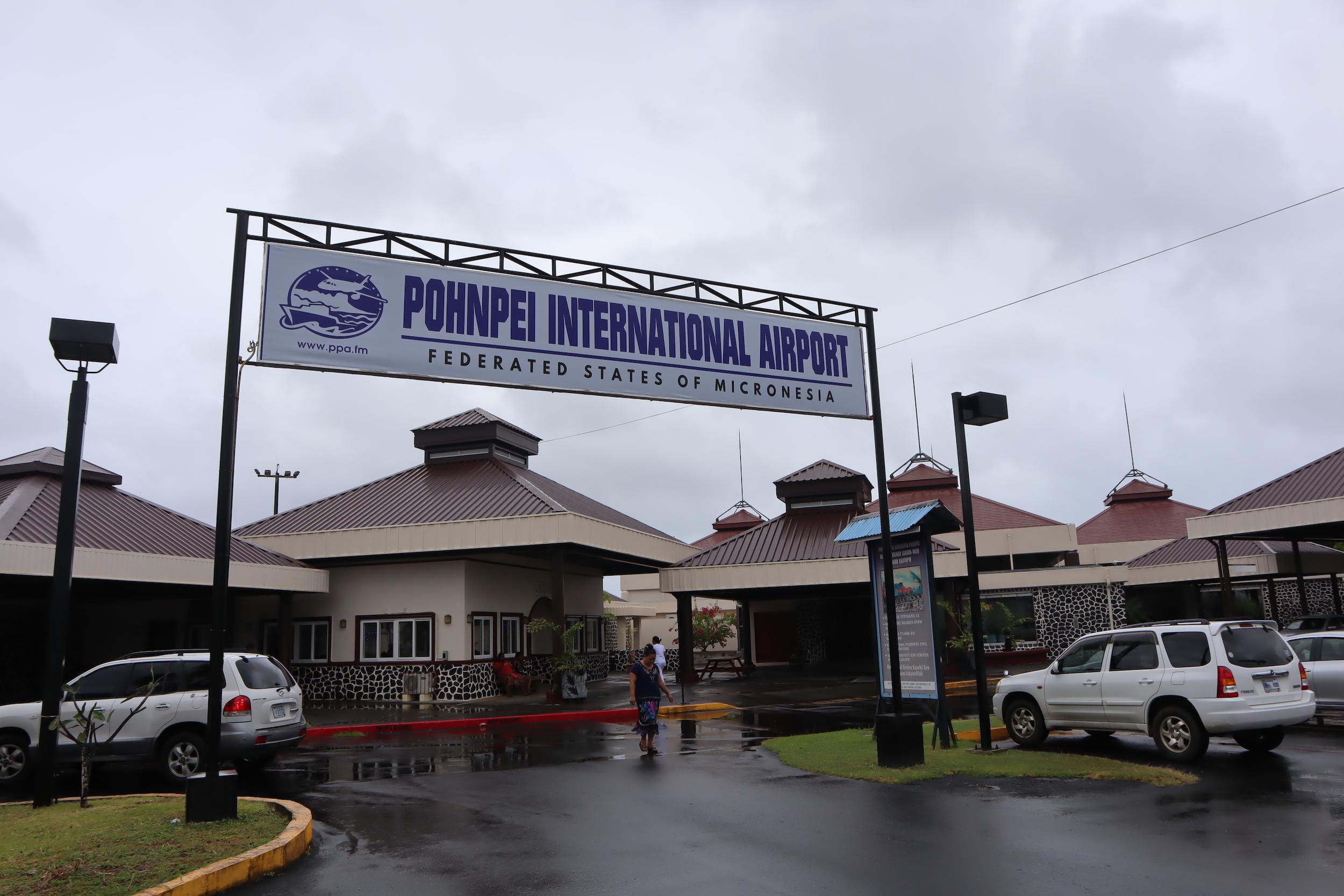 Pohnpei International Airport