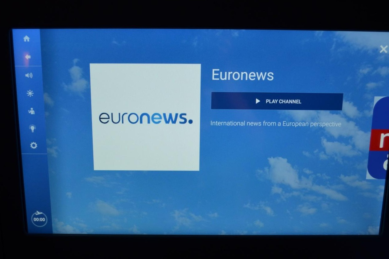EgyptAir 787 business class – Live news (the connection was frequently interrupted)