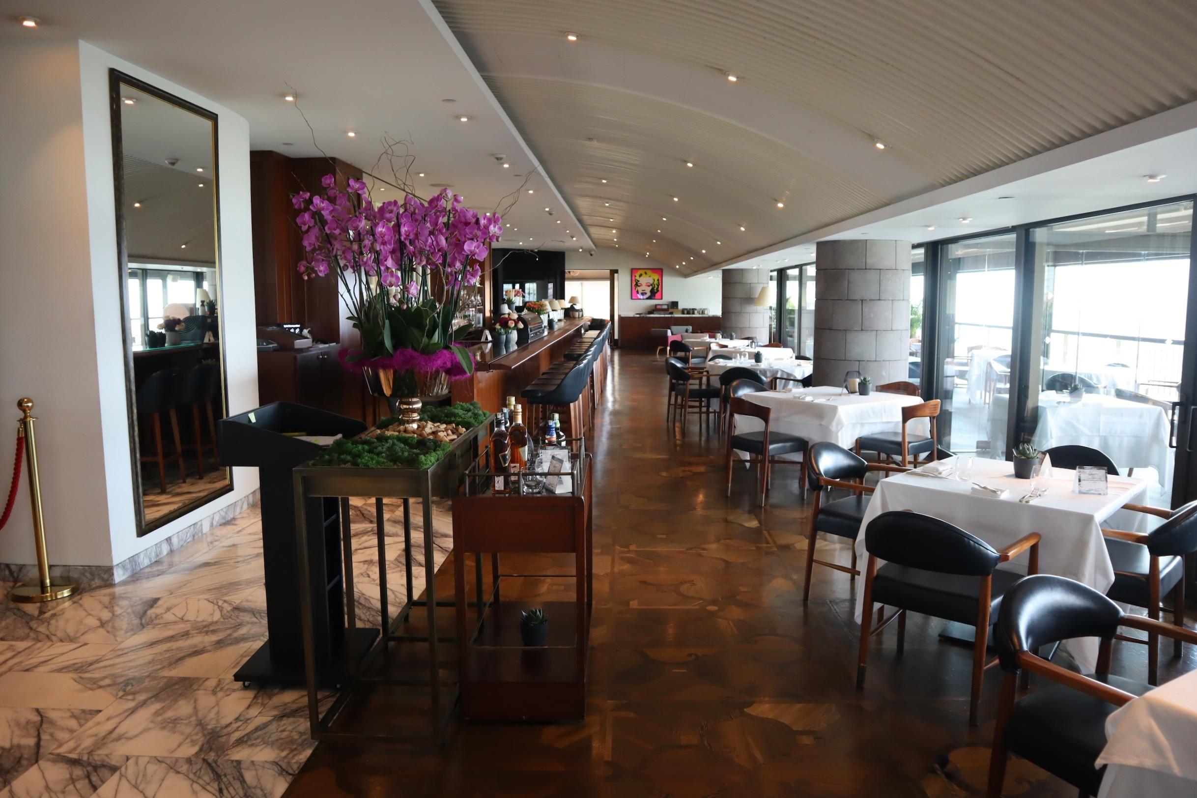 St. Regis Istanbul – Spago restaurant
