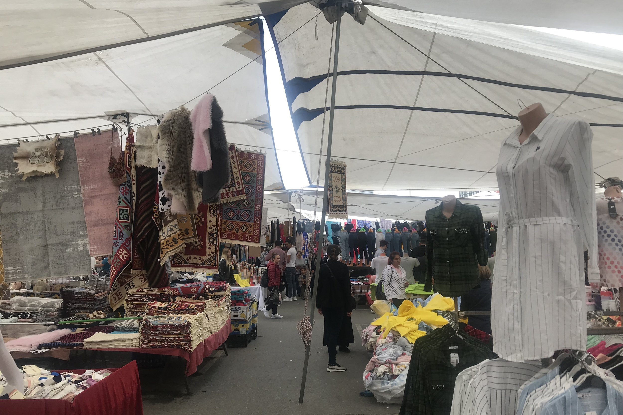 Kadiköy Tuesday Market