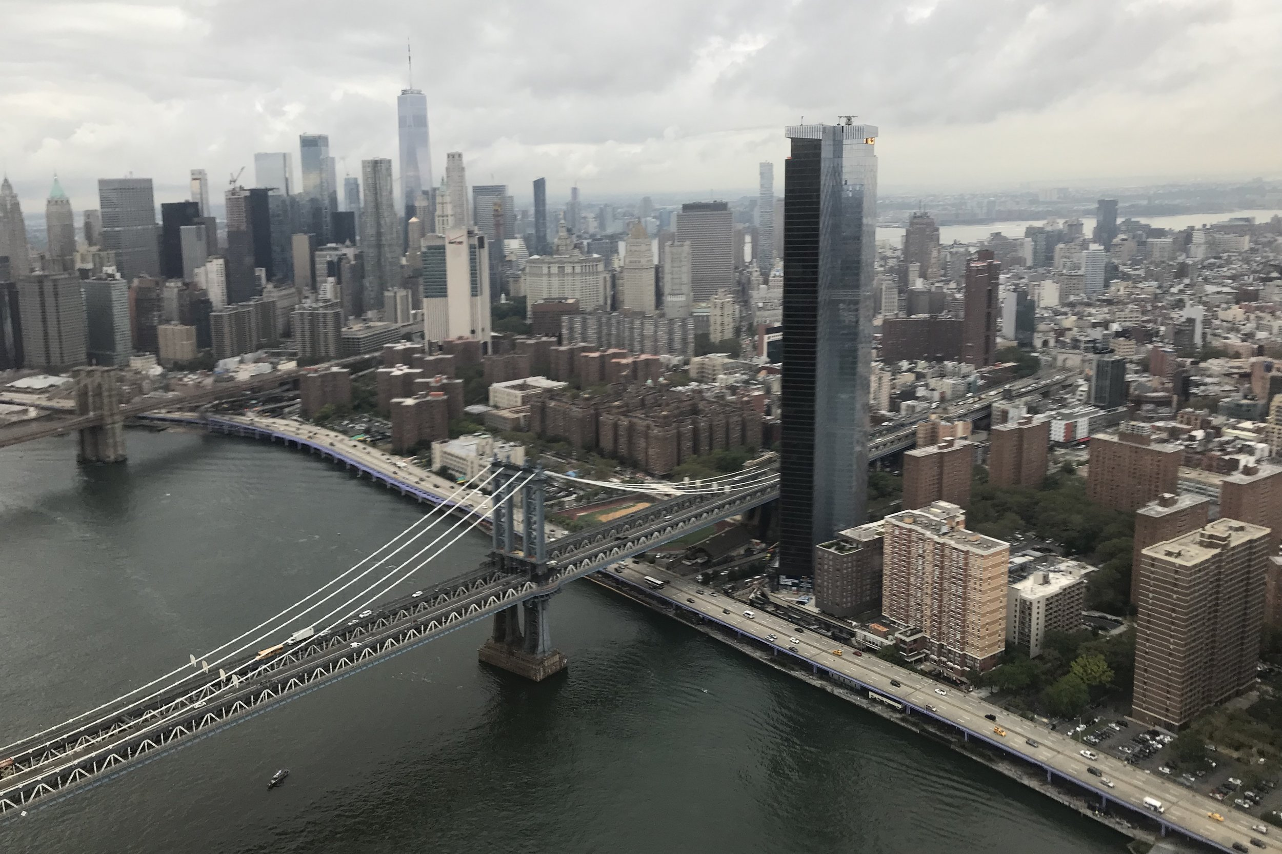 BLADE Helicopters – Views of Manhattan and Brooklyn Bridges