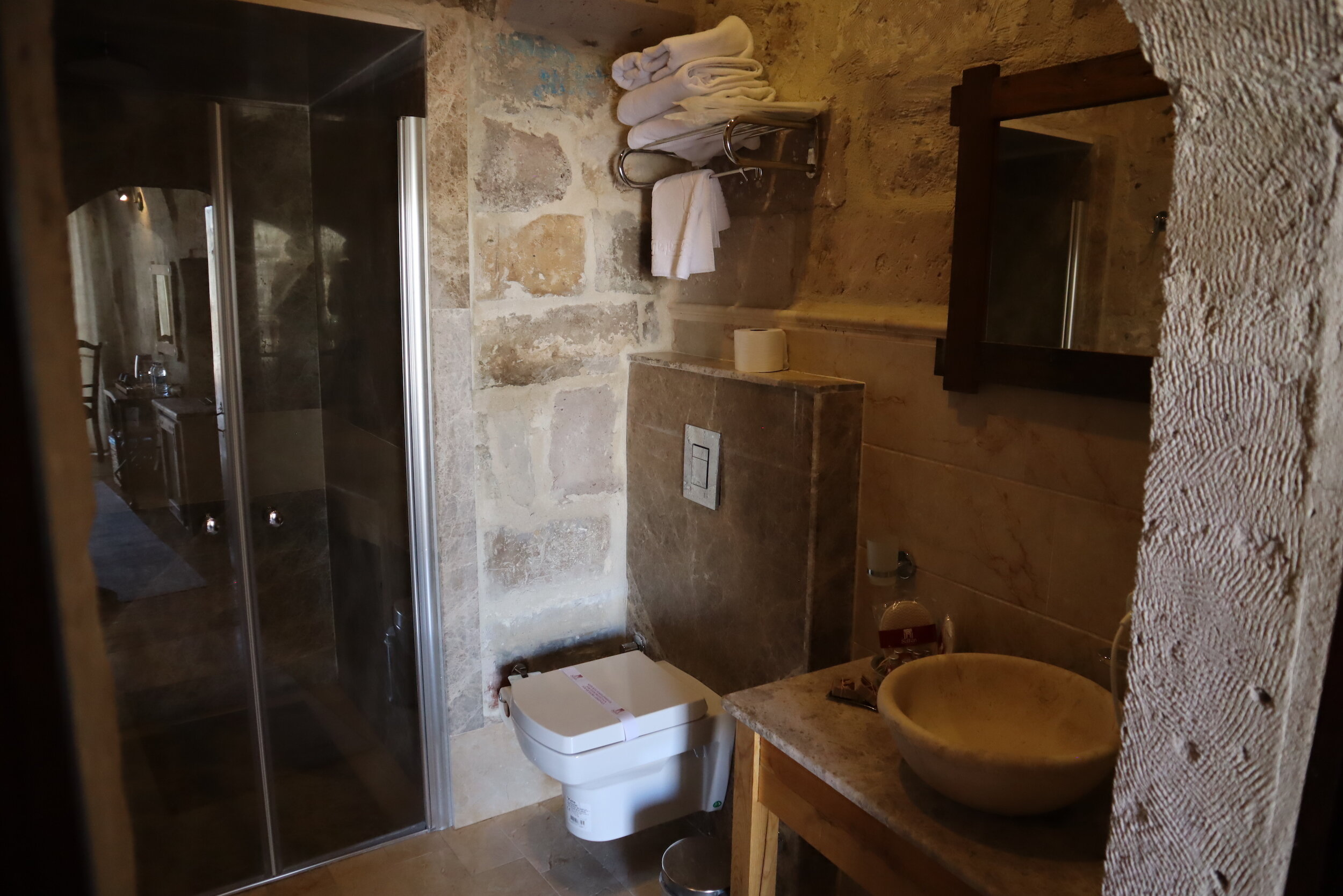 Sultan Cave Suites hotel – Guest room