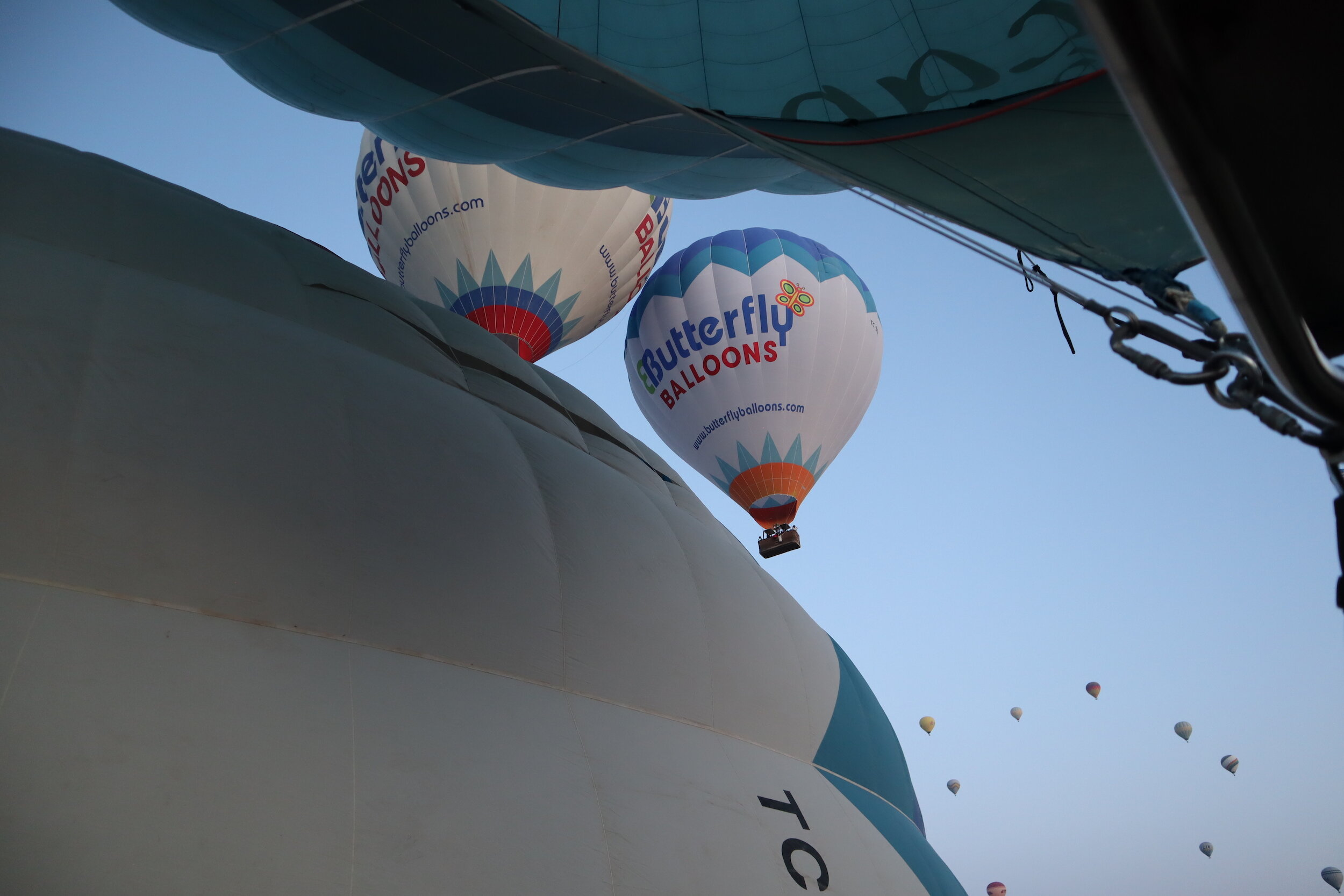 5am lift-off