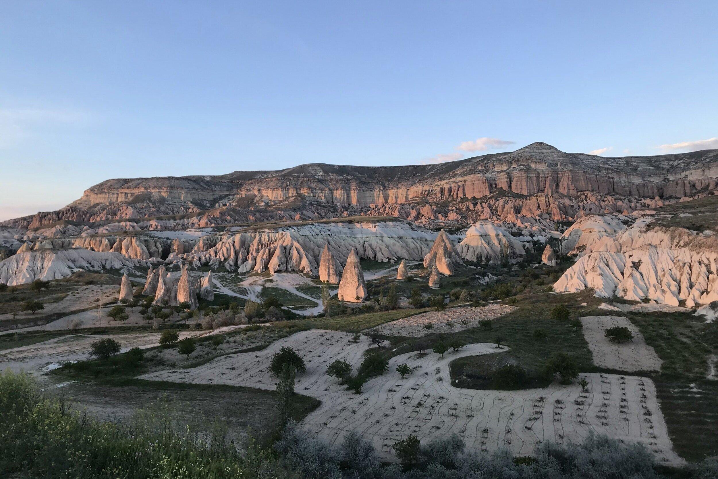 Views of Göreme National Park