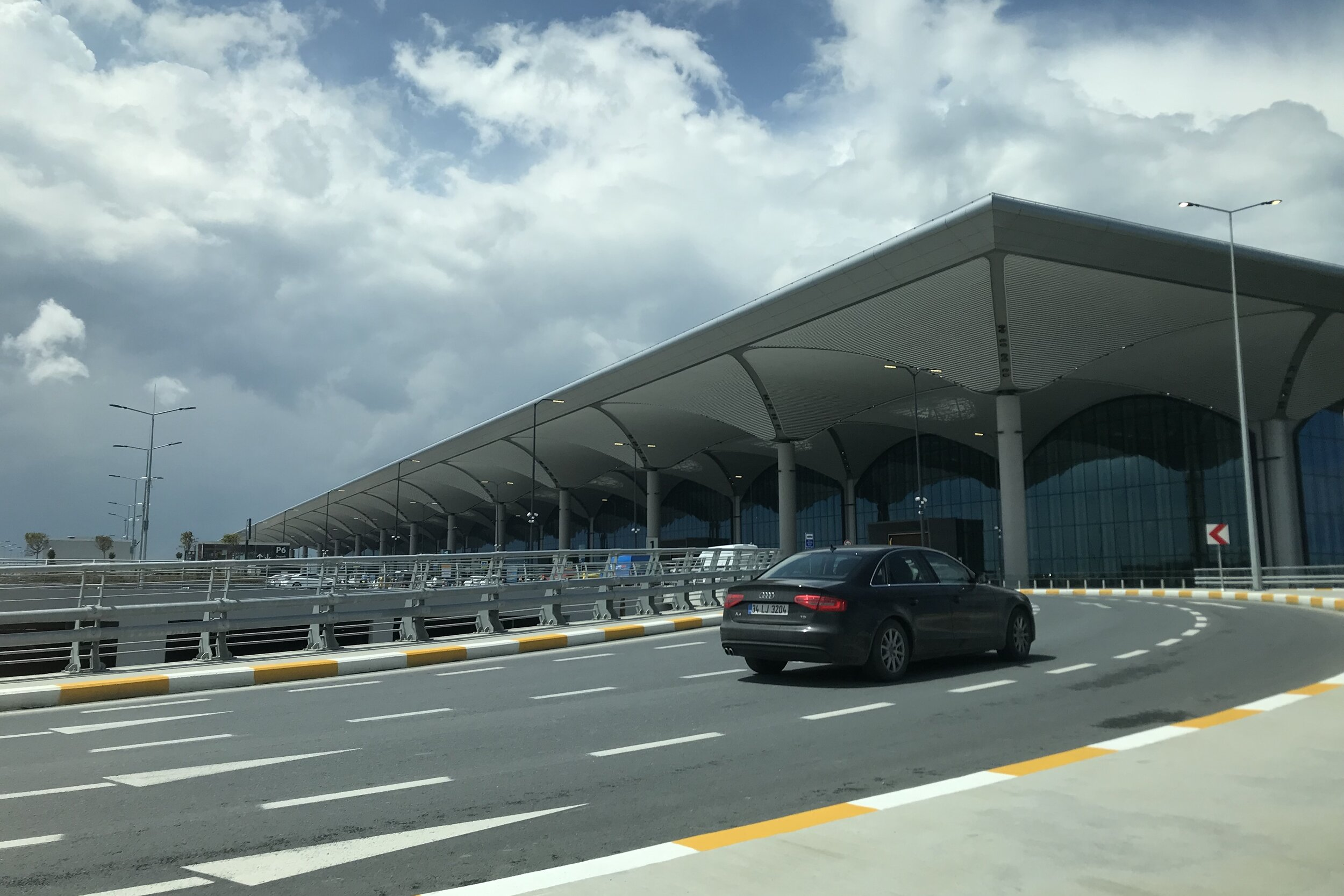 Istanbul New Airport – Exterior