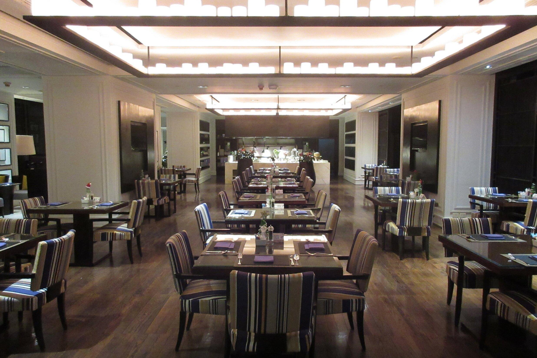 Executive Lounge at the JW Marriott Bangkok