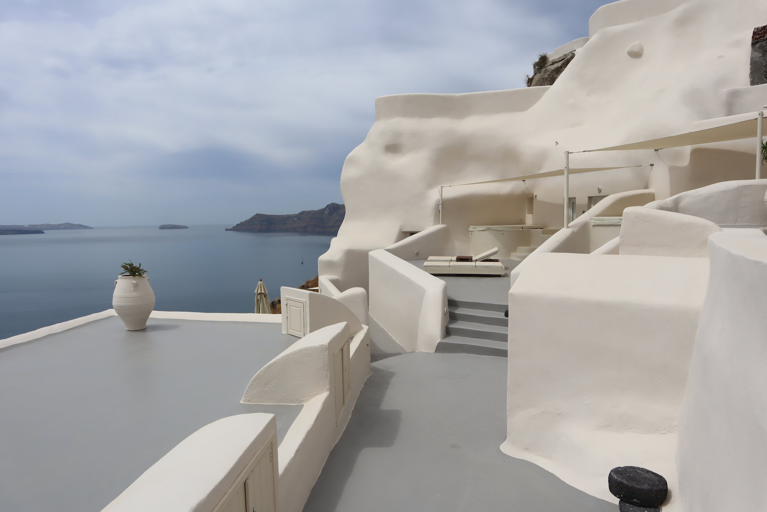 Mystique Santorini – Path to Room 45