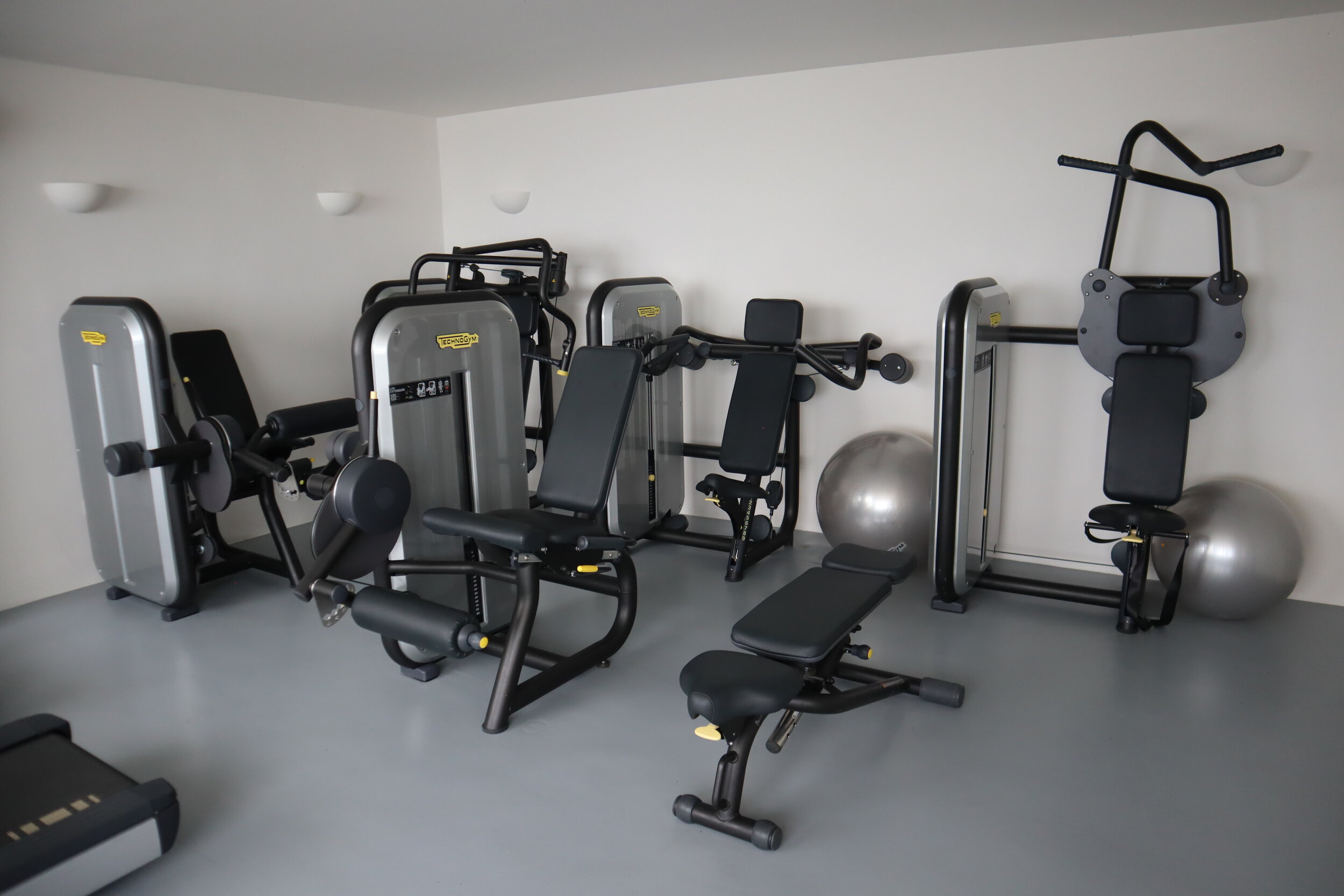 Mystique Santorini – Gym equipment