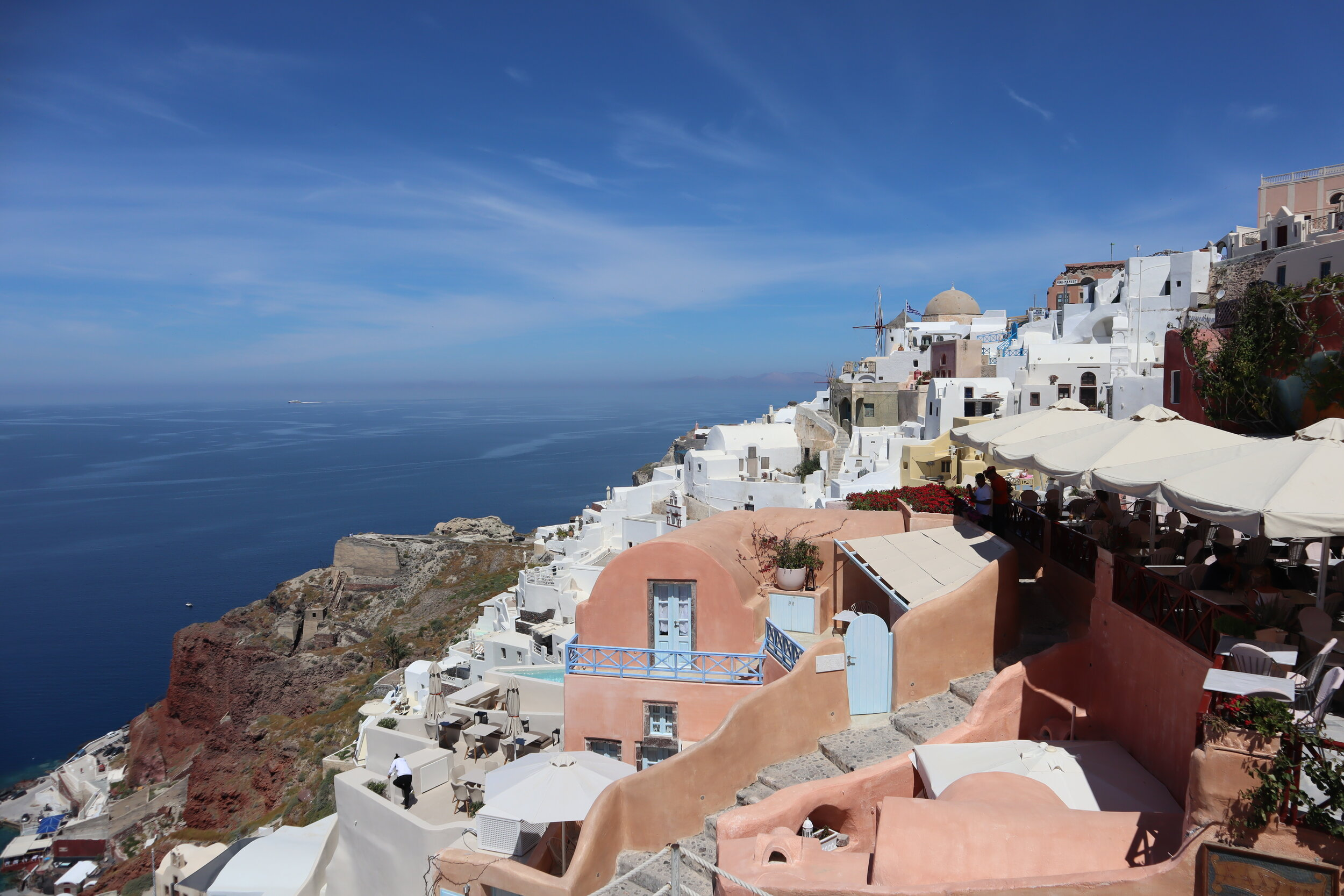 Views of Oia