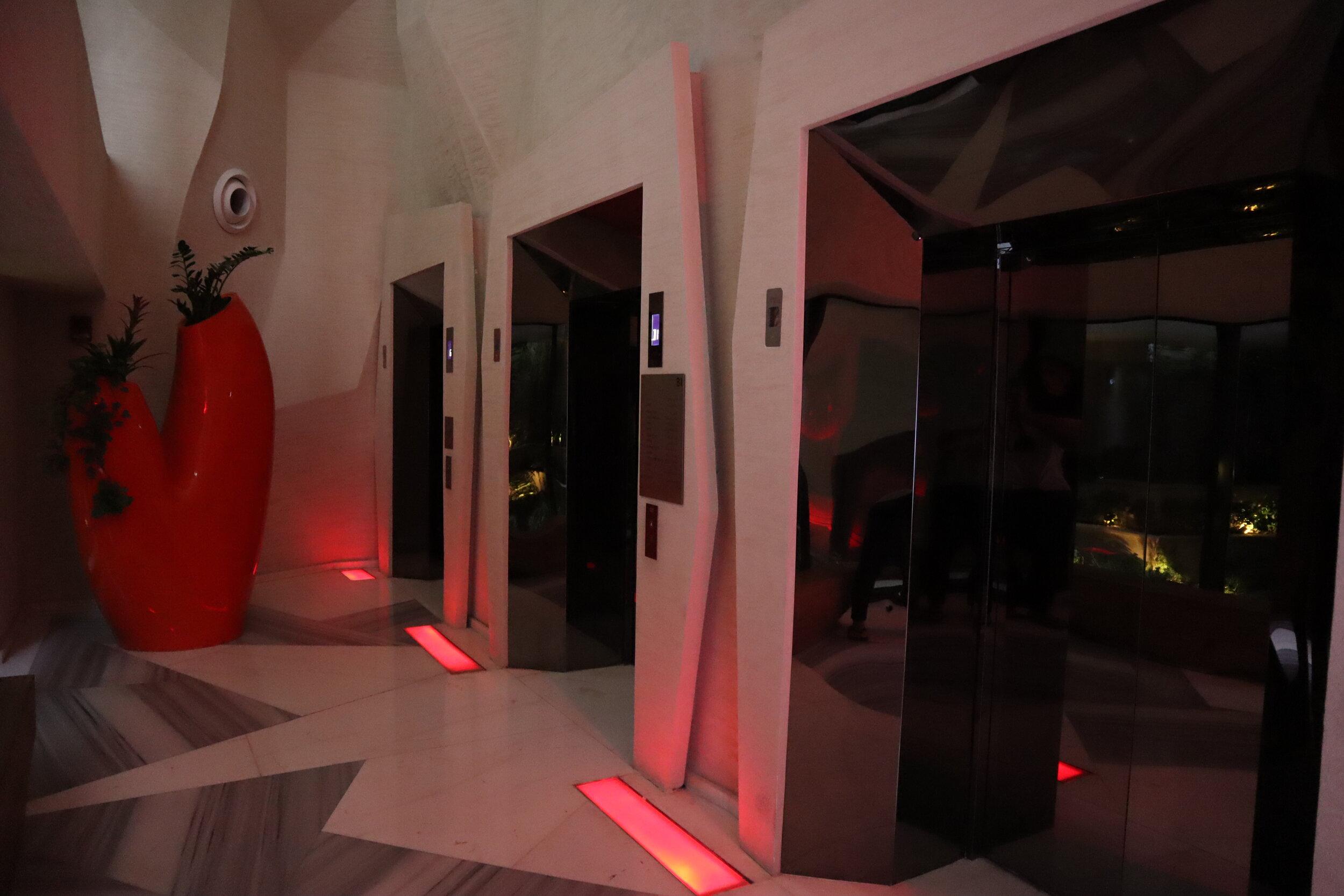 W Amman – Elevators