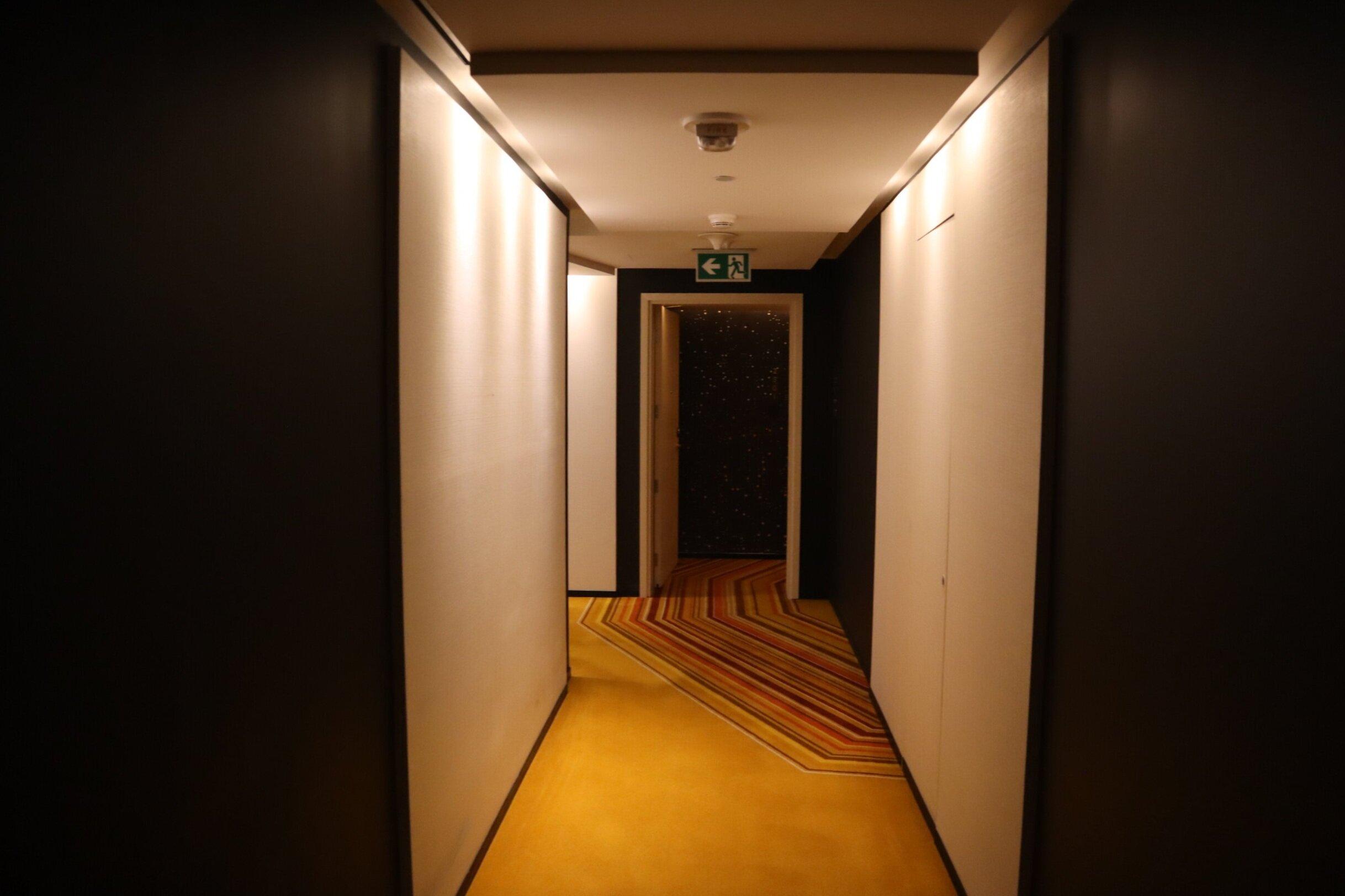 W Amman – Hallway