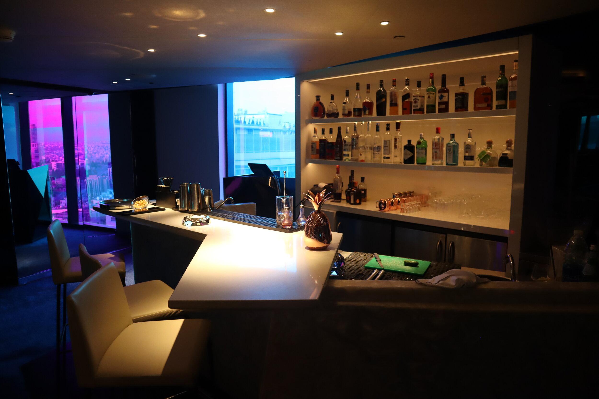 W Amman – 7th floor bar