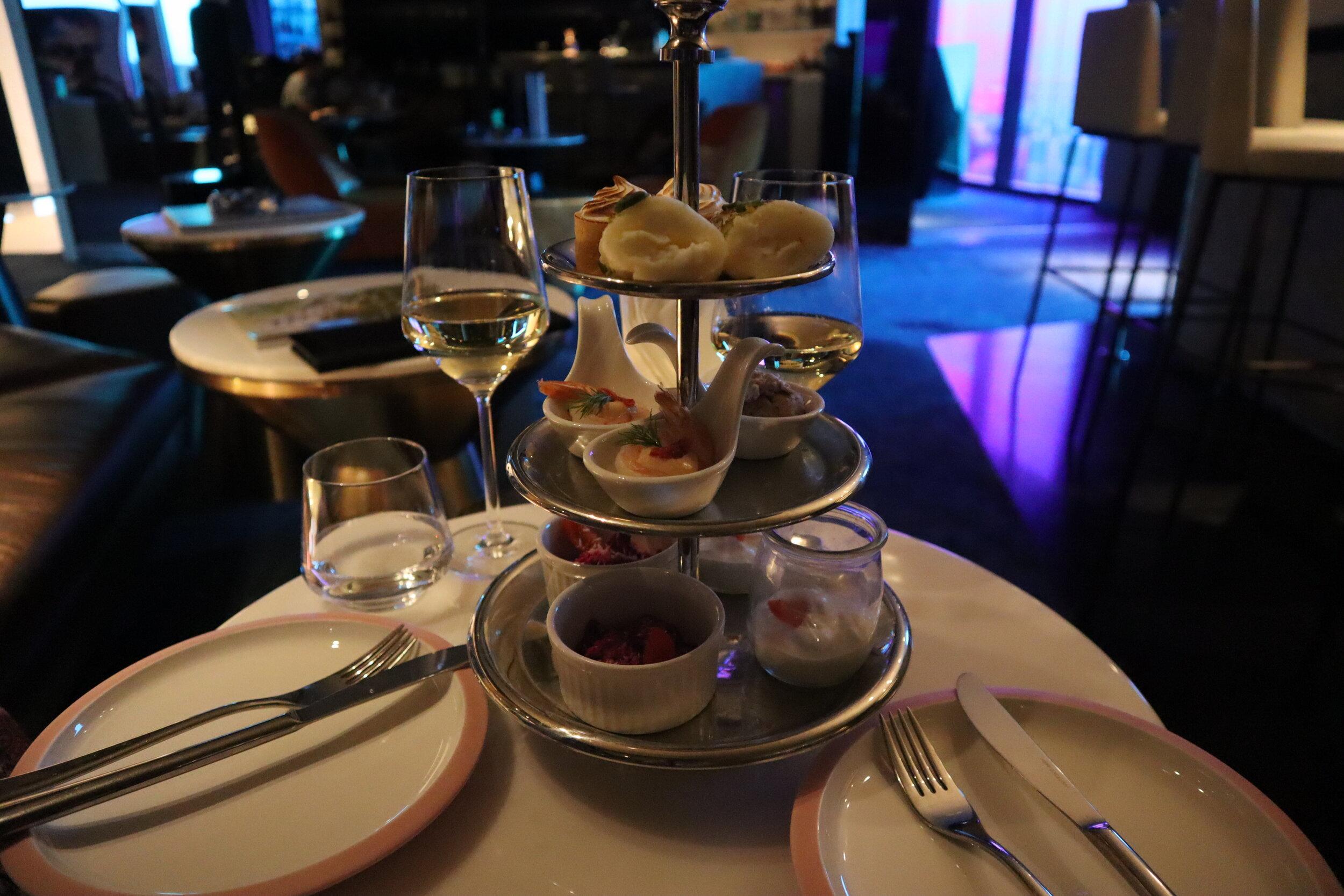 W Amman – Happy Hour meze platter
