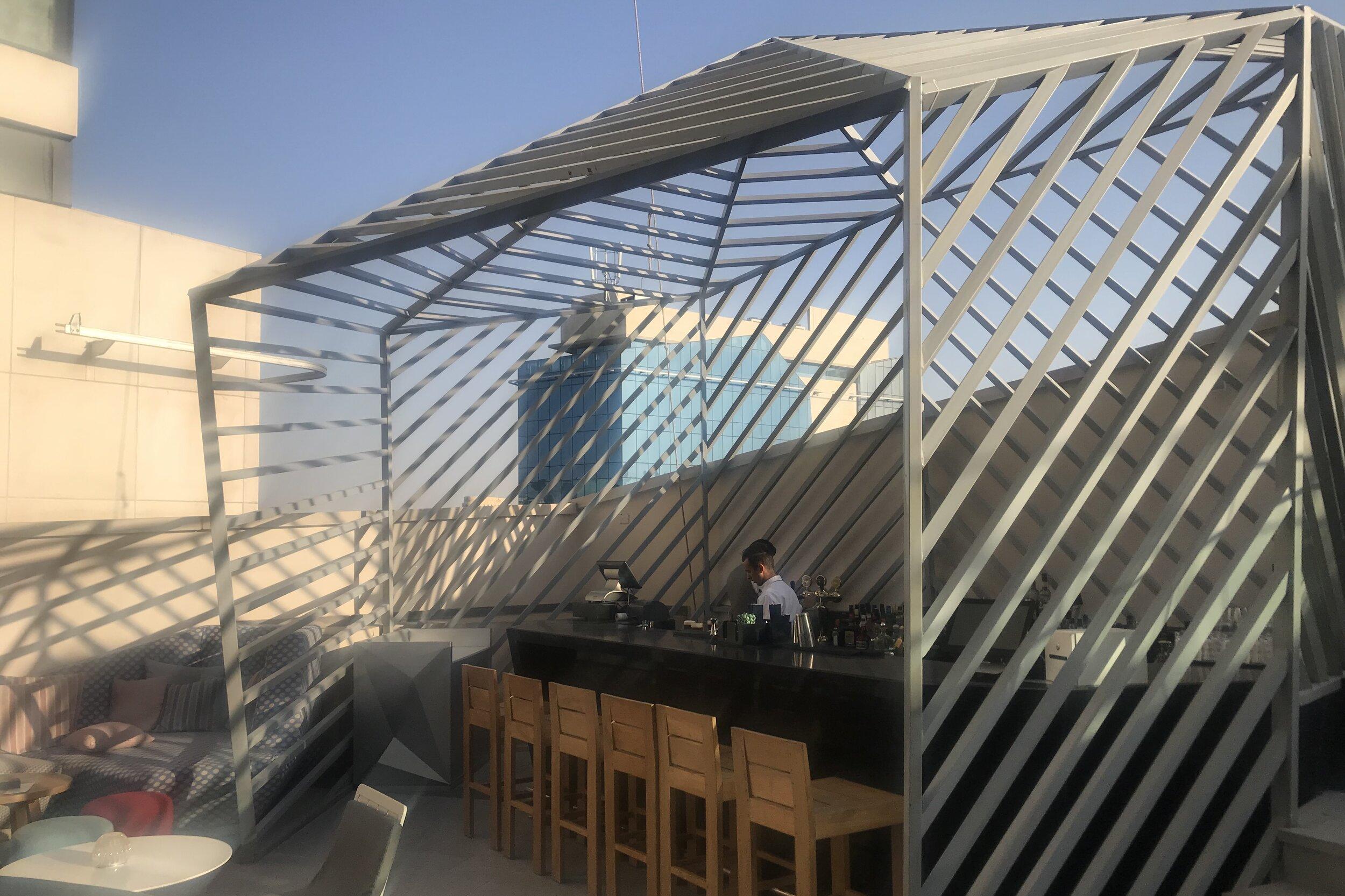 W Amman – Pool bar