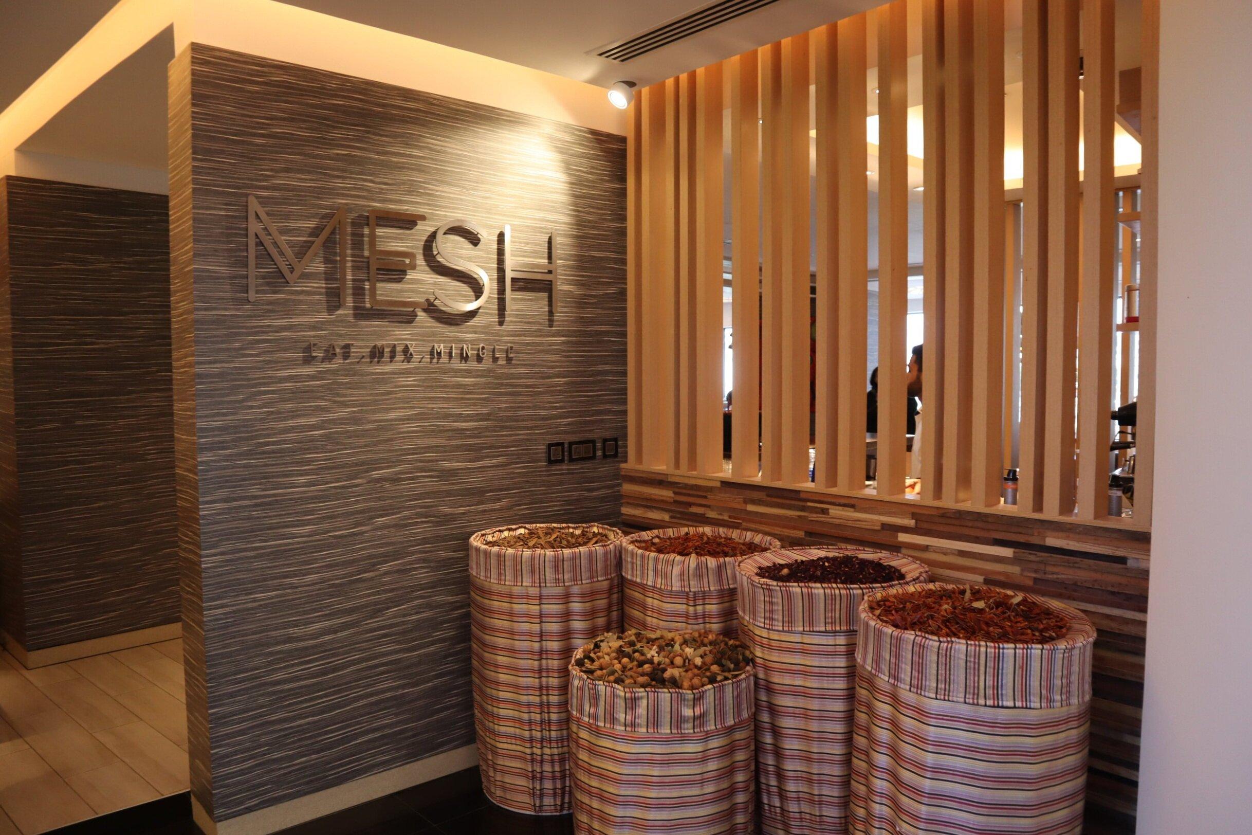W Amman – Mesh restaurant