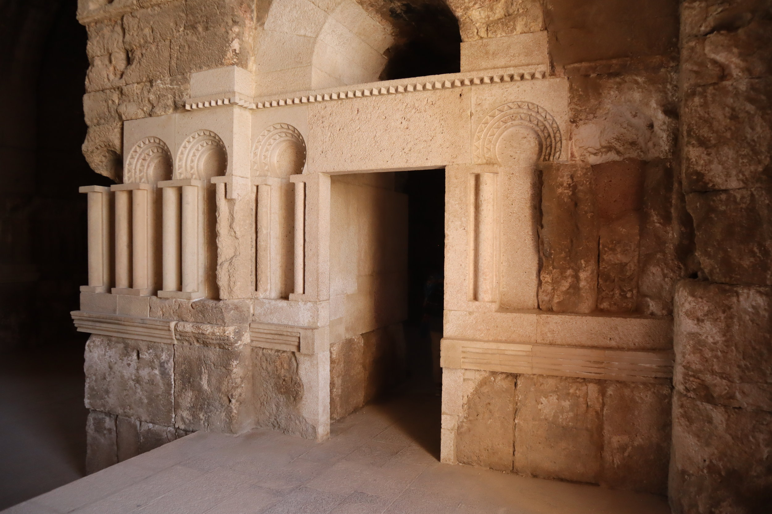 Amman Citadel – Umayyad Palace
