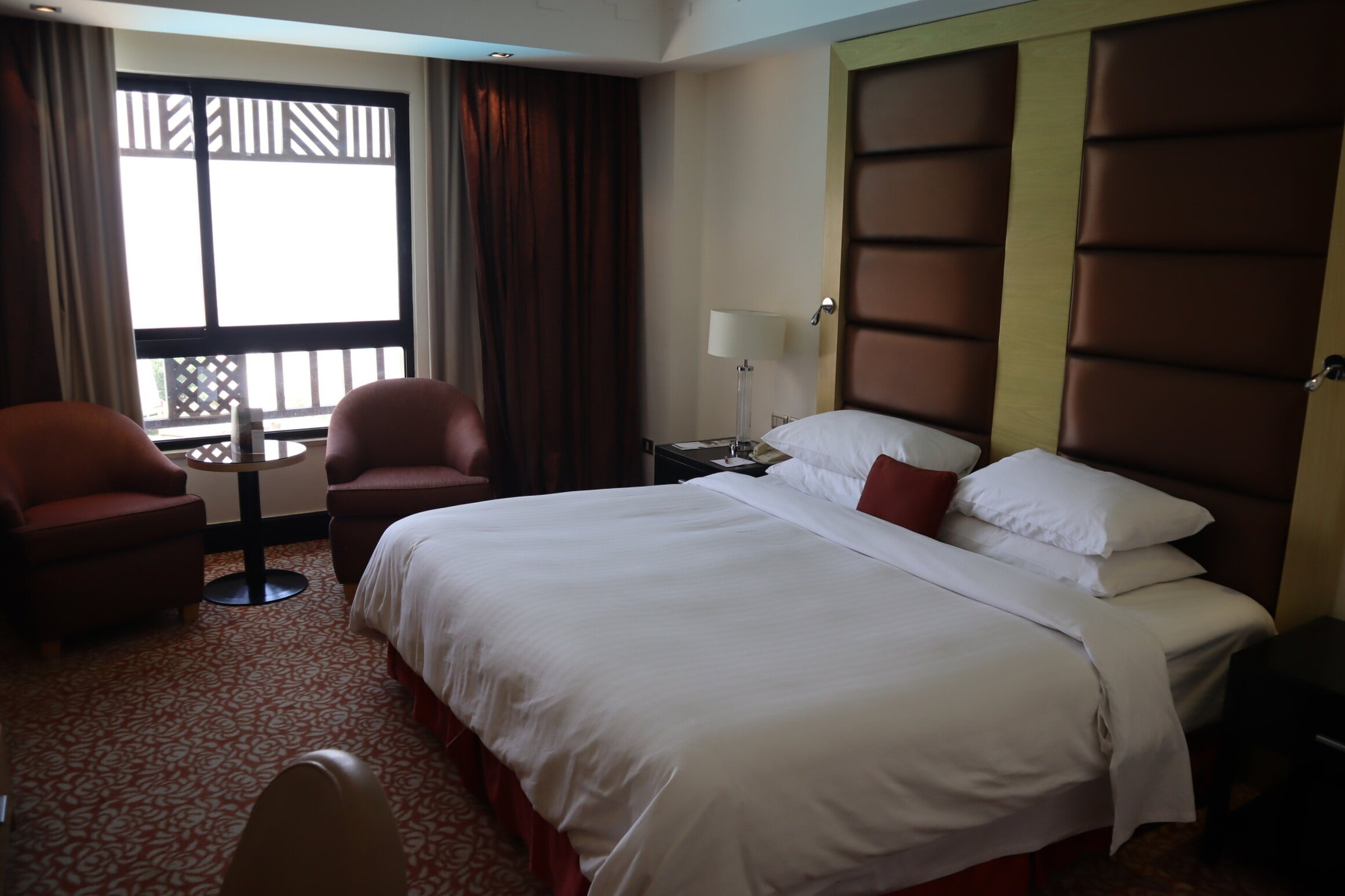 Marriott Petra – Mountain View Room