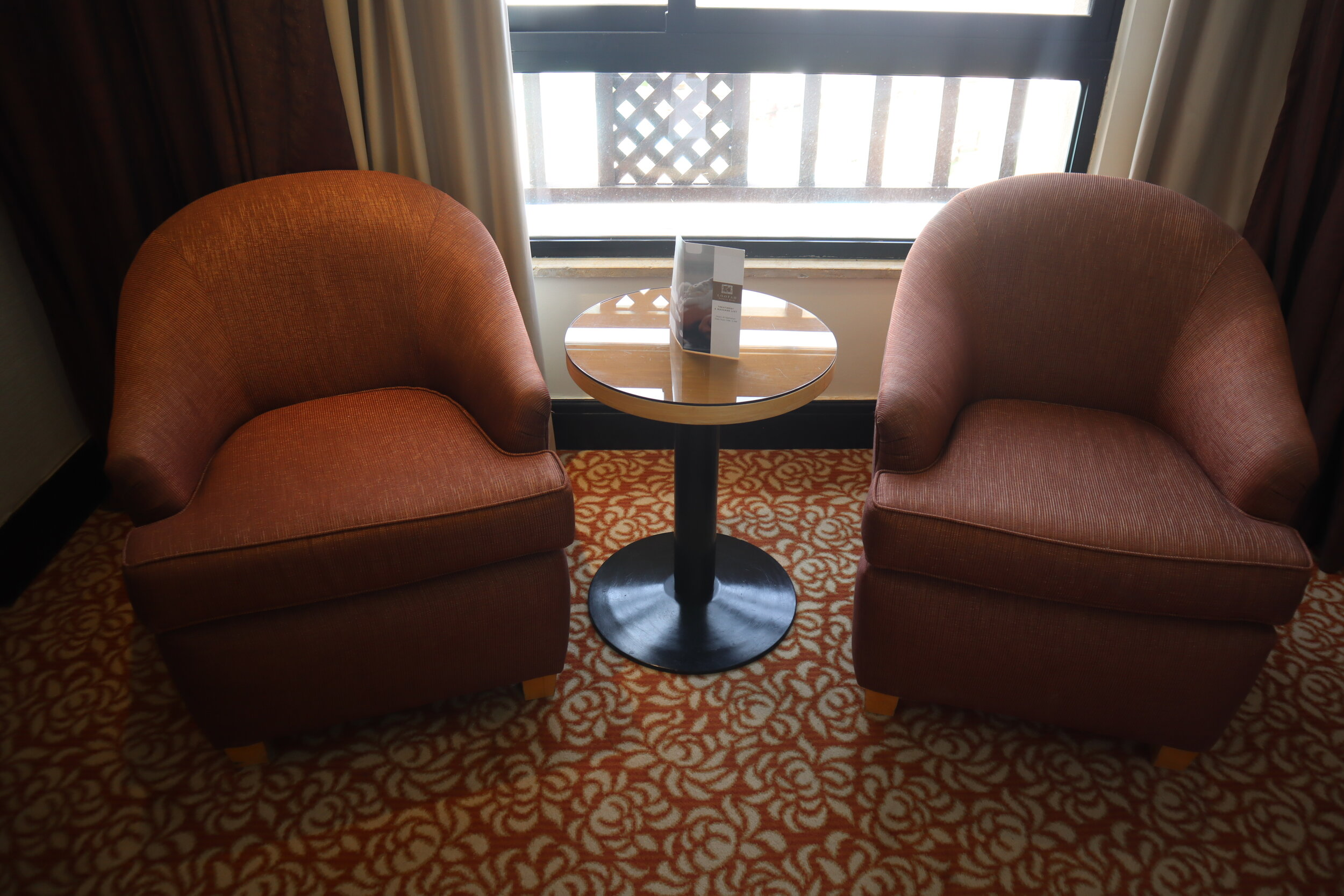 Marriott Petra – Chairs