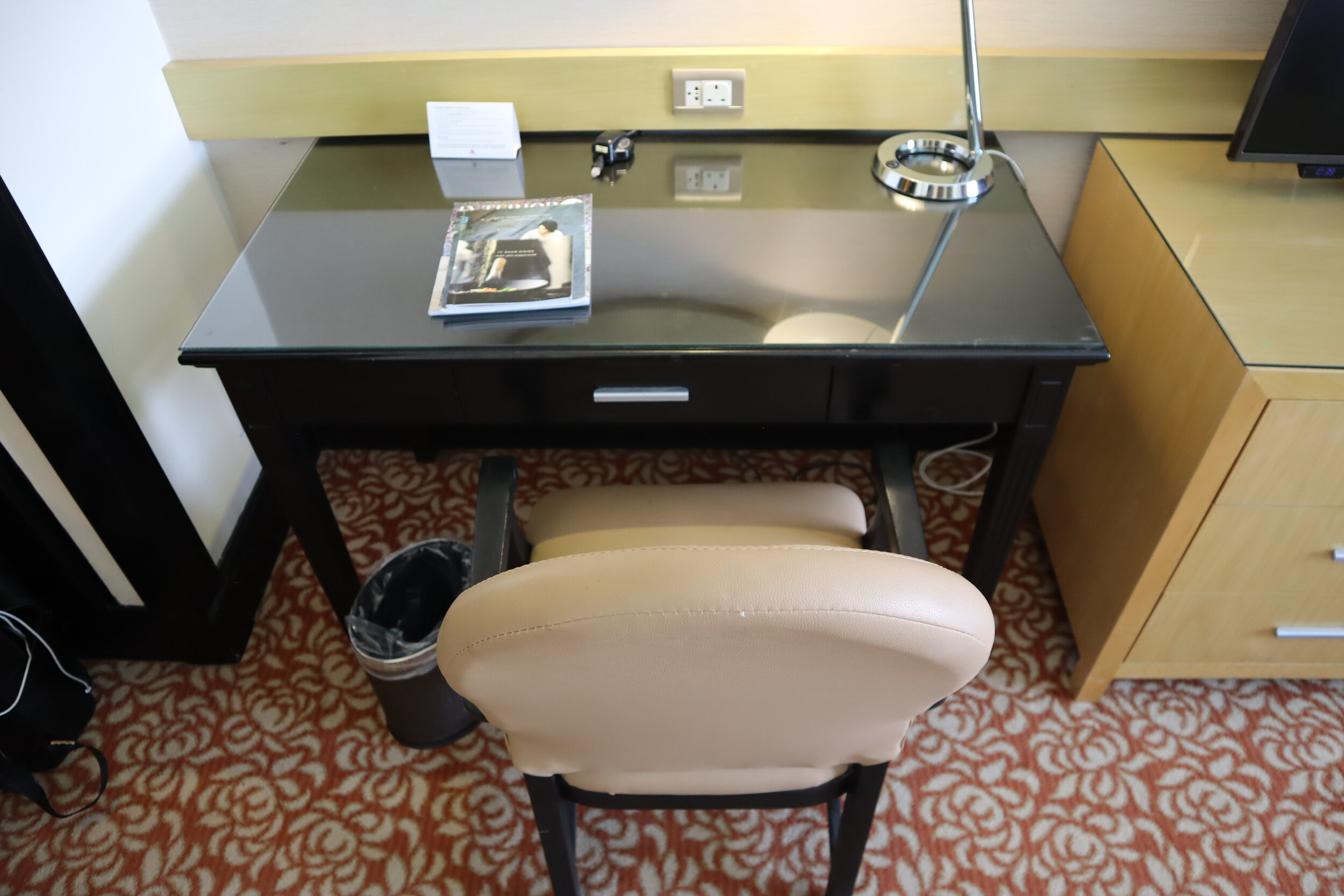 Marriott Petra – Desk