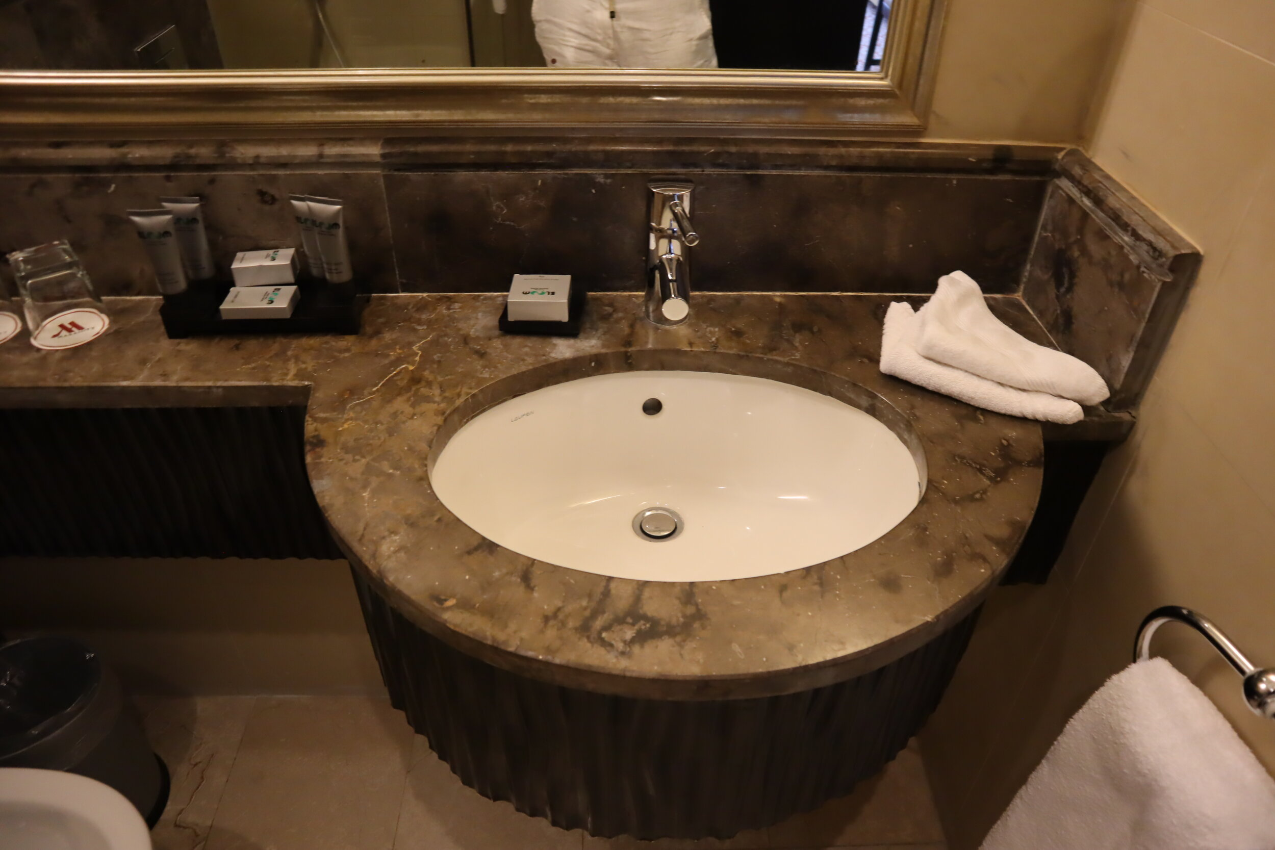 Marriott Petra – Sink