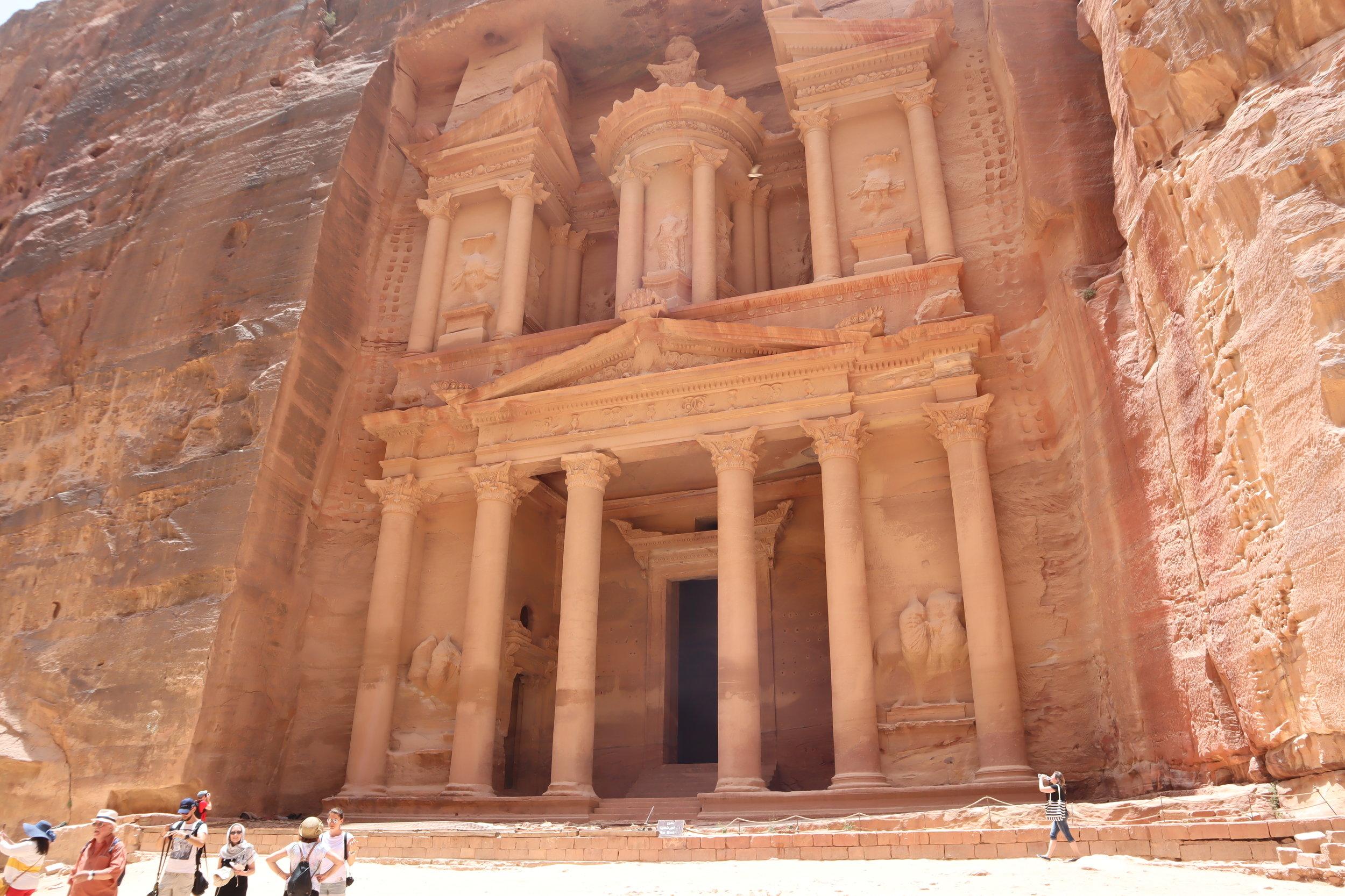 Petra, Jordan – The Treasury