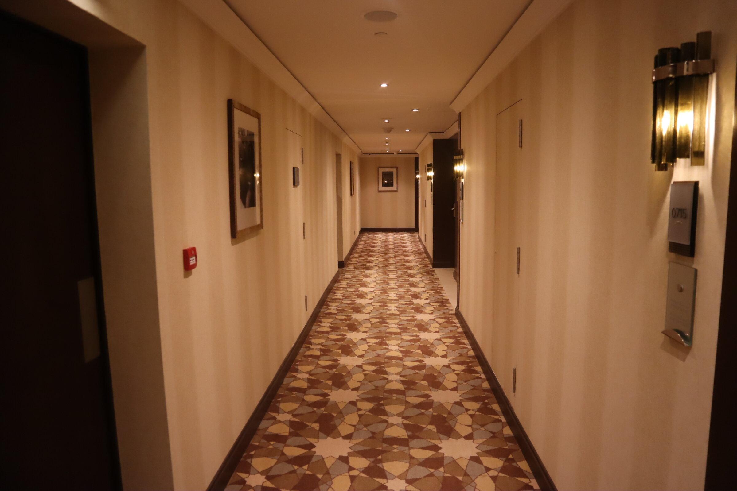 Sheraton Oman – Hallway