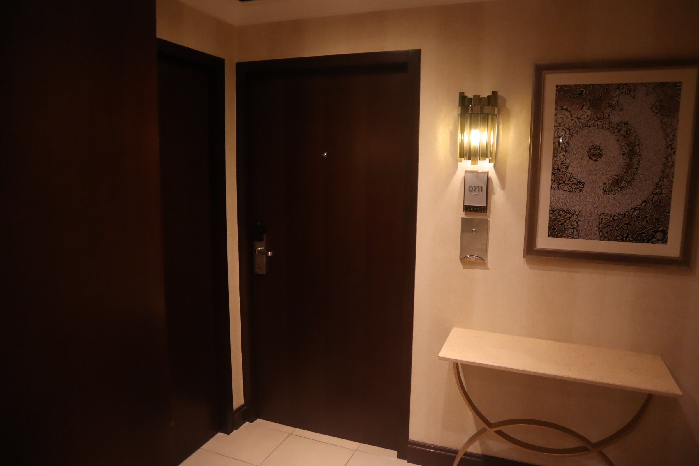Sheraton Oman – Room 711