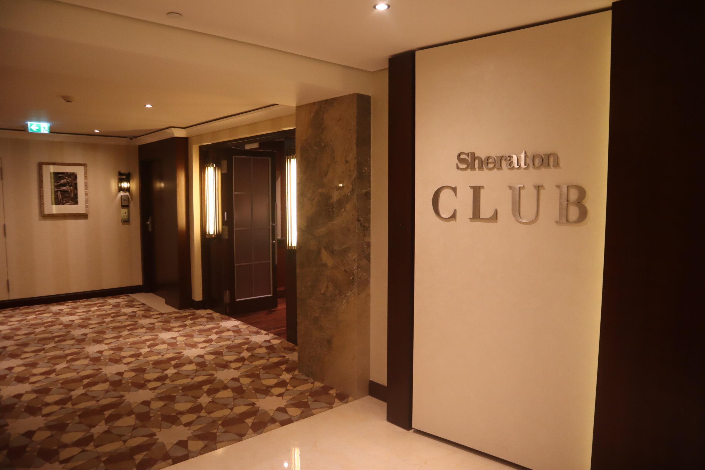 Sheraton Oman – Sheraton Club