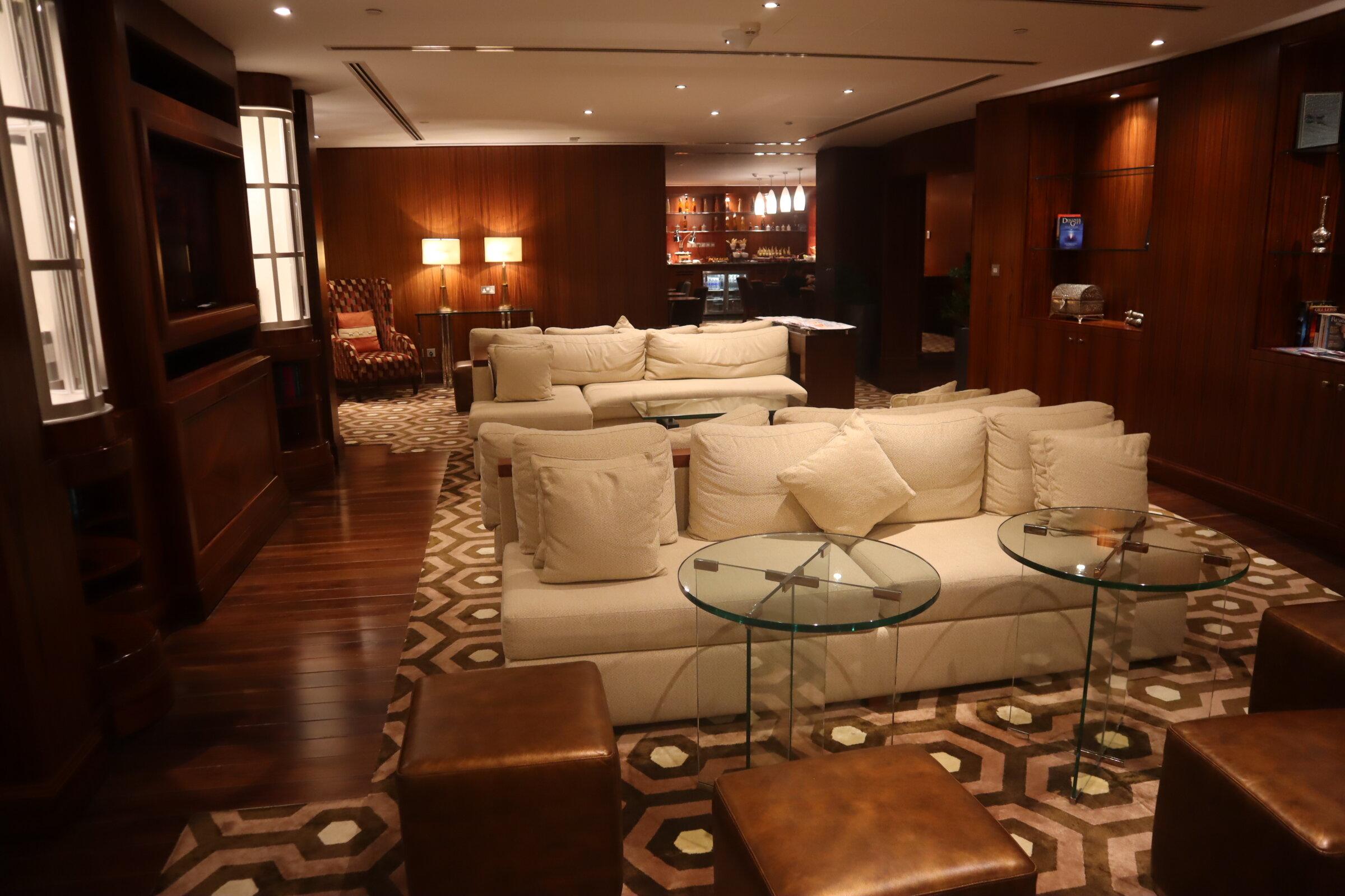 Sheraton Oman – Sheraton Club seating
