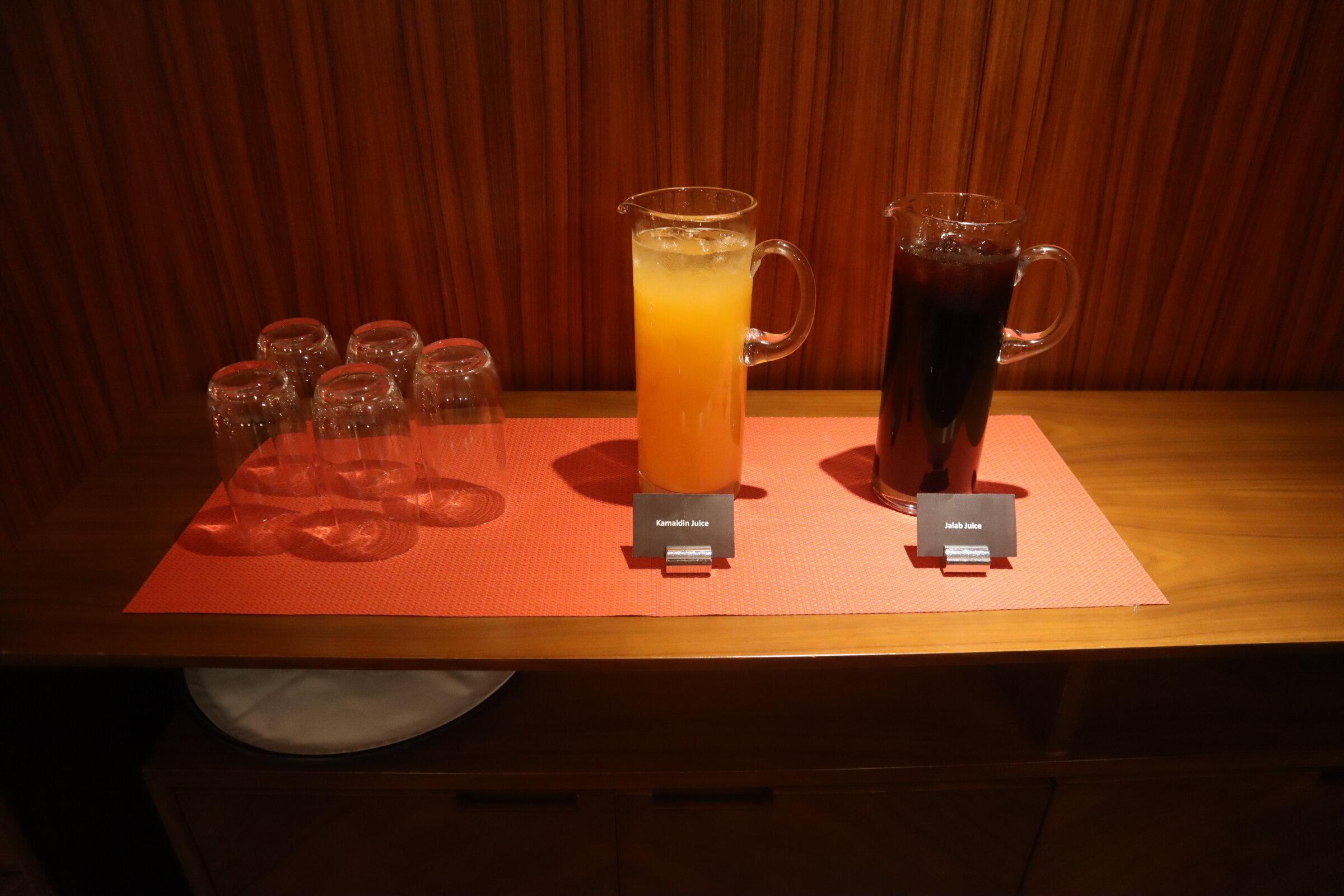 Sheraton Oman – Sheraton Club juice bar
