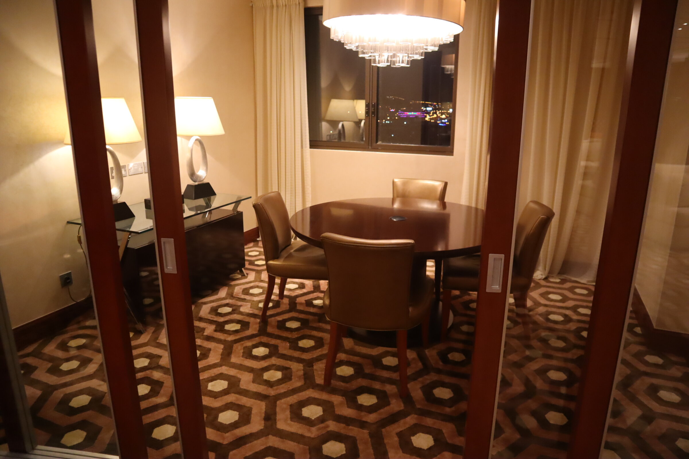 Sheraton Oman – Sheraton Club conference room