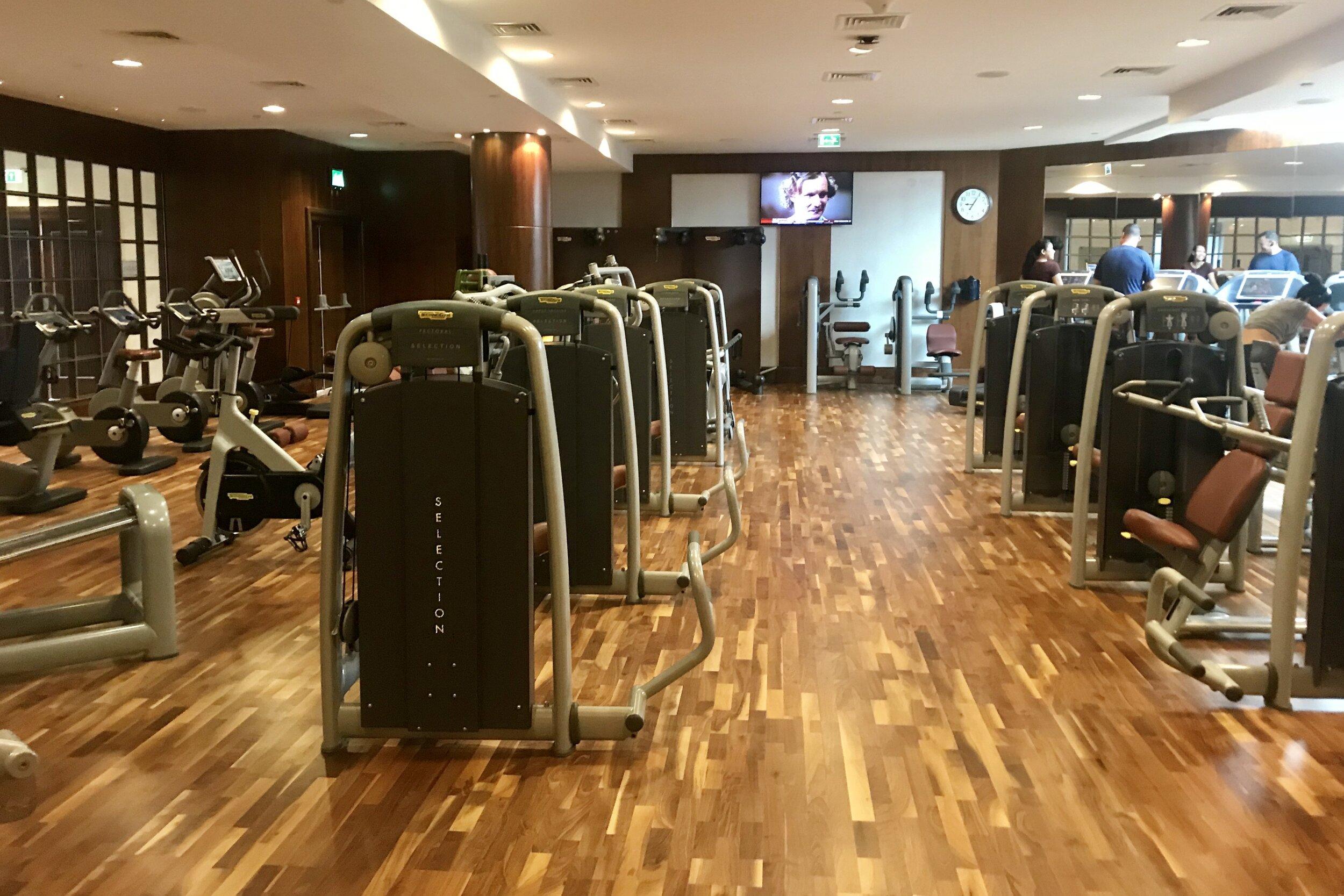 Sheraton Oman – Fitness centre