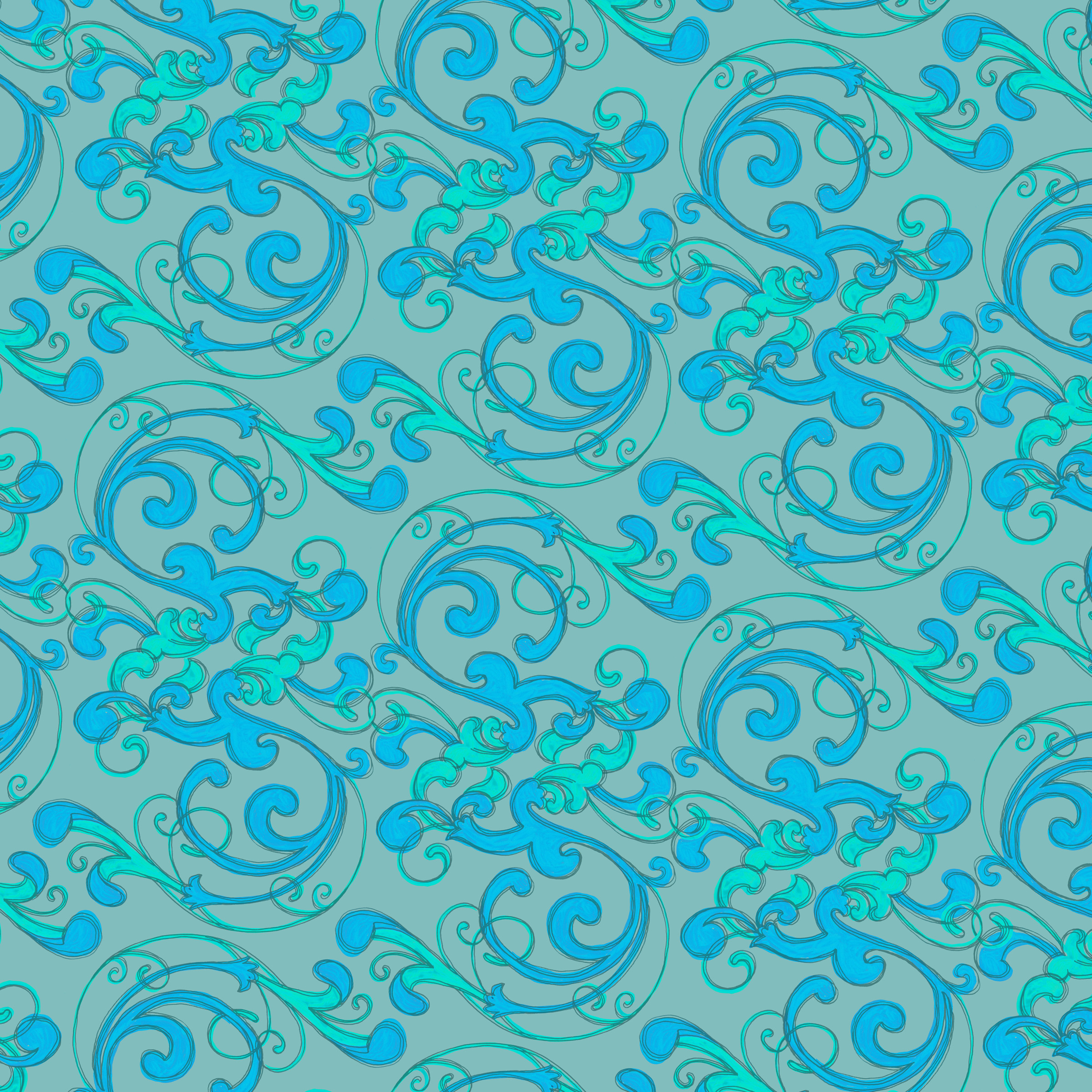 Sea Swirls
