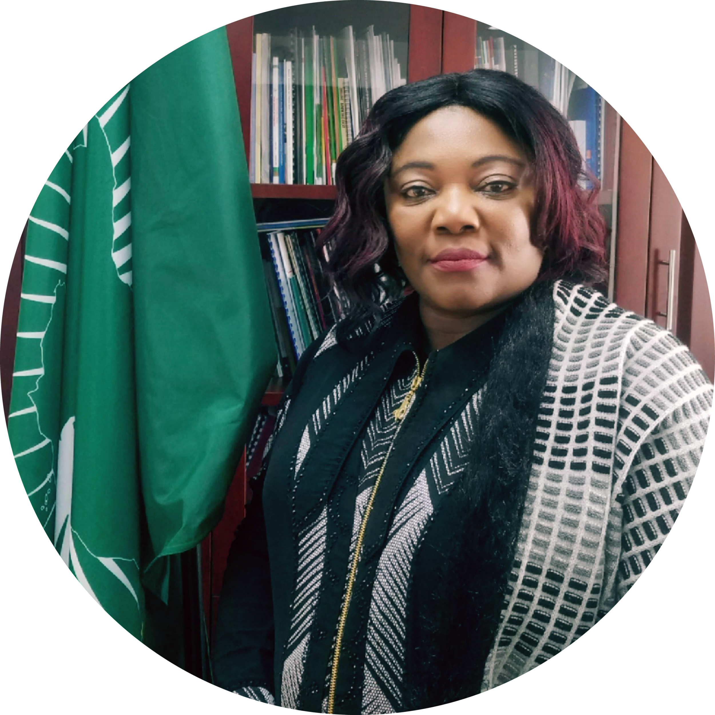 Prof. Sarah Anyang Agbor - Commissioner for Human Resources - African Union